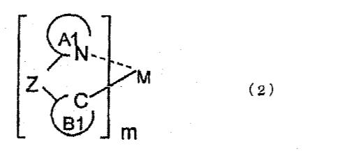 铑(rh)金属原子