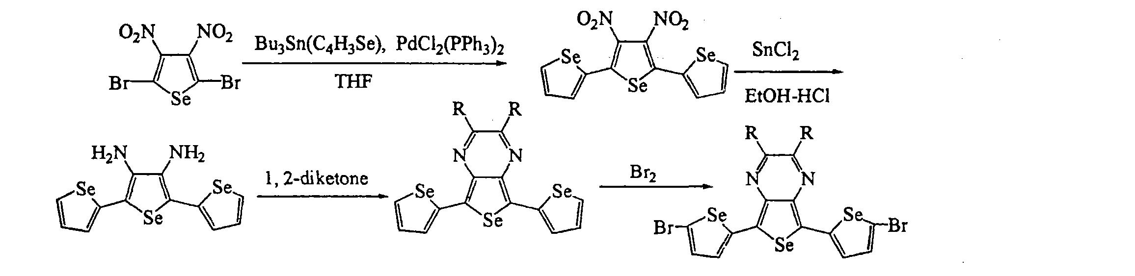 其分子结构如表3所示