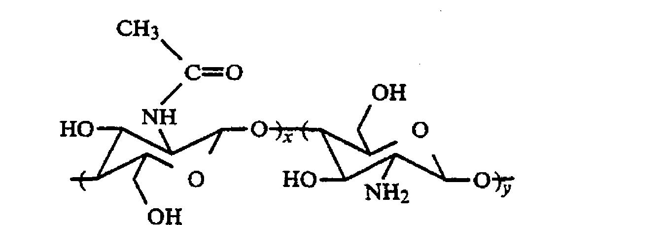 几丁质不是一种具有固定化学计量的聚合物,而是一类具有不同晶体结构