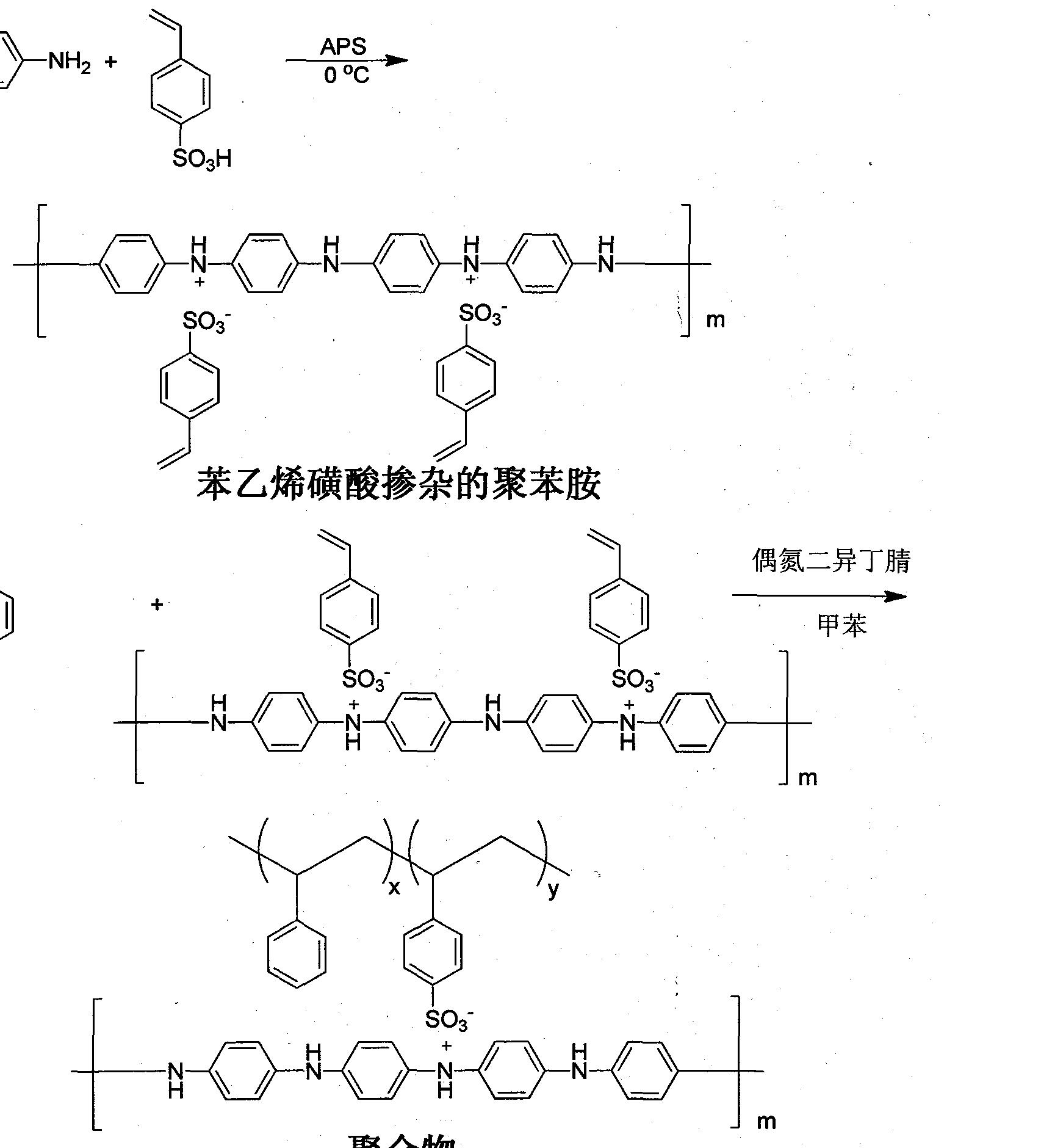 08mol过硫酸铵的20160ml的水溶液