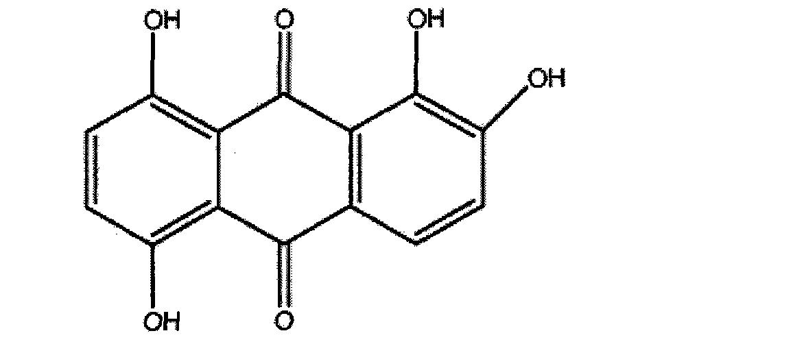 这些药物的结构式如下所示