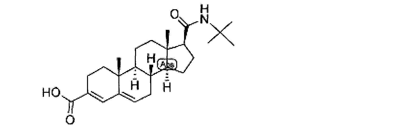 [0052]其分子式=c25h37no3[0053] 其化学结构式: [0052] of the form