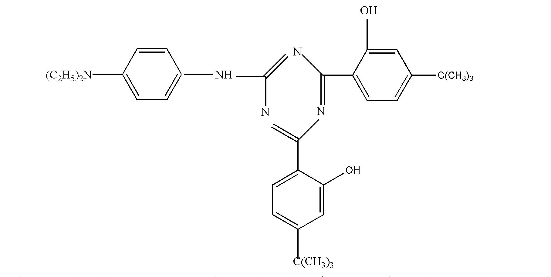 )均三嗪的分子结构式为