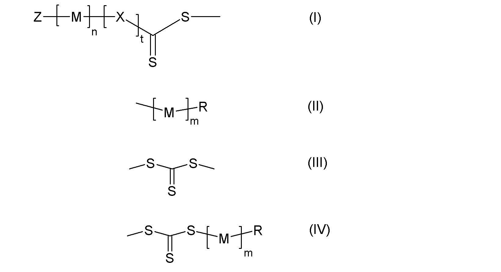 其中步骤a)是使用具有以下结构式 (ini-i)至ani-6)的一种偶氮引发剂