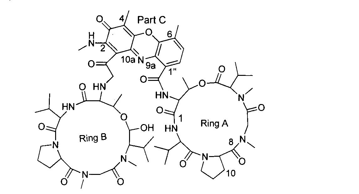 放线菌素d及其制备方法