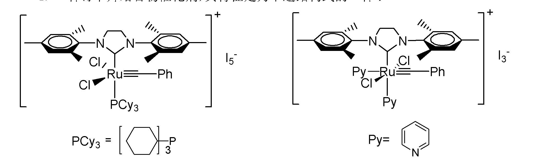 钌原子结构图