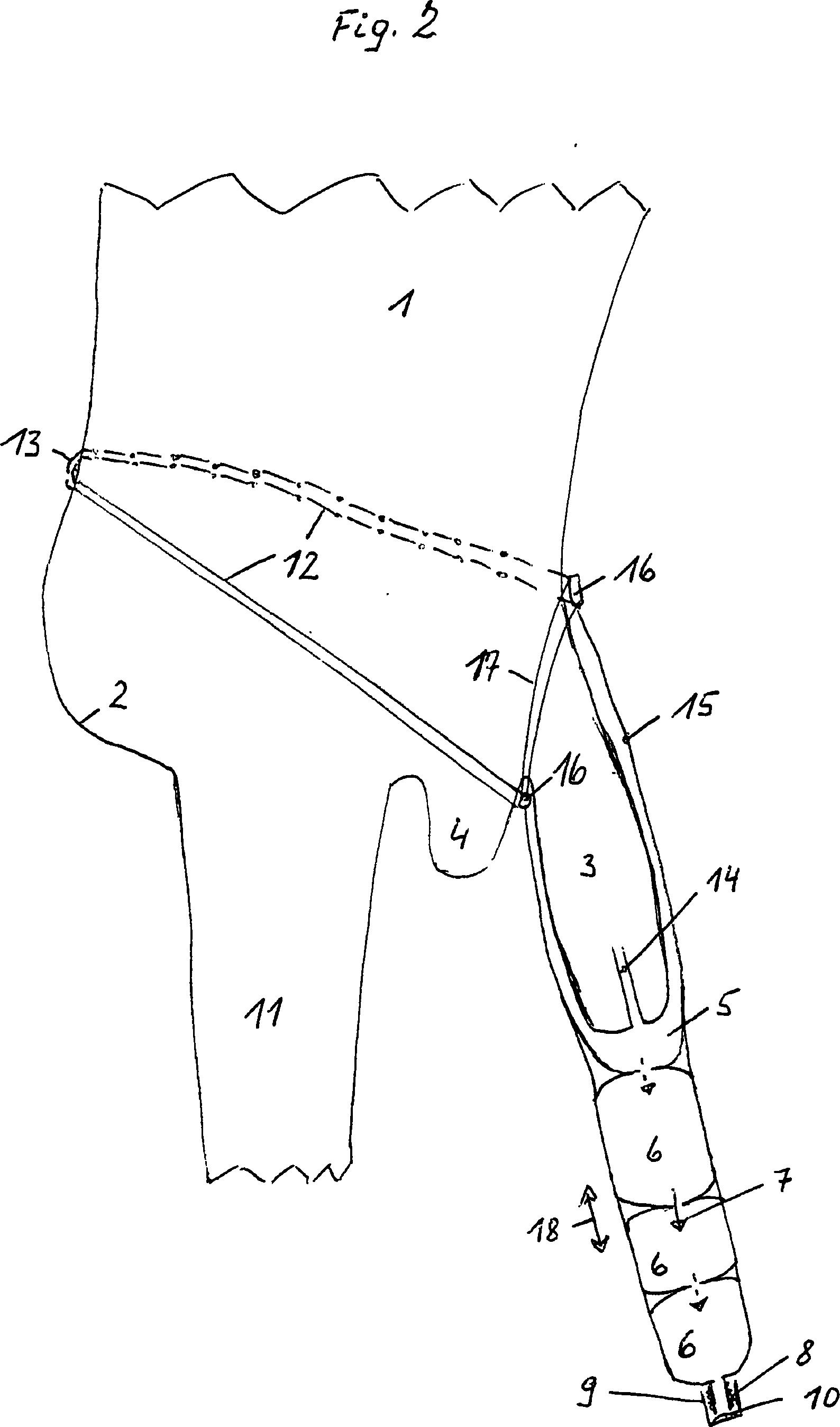 Patent DE102010008228A1 - Harnauffangvorrichtung - Google