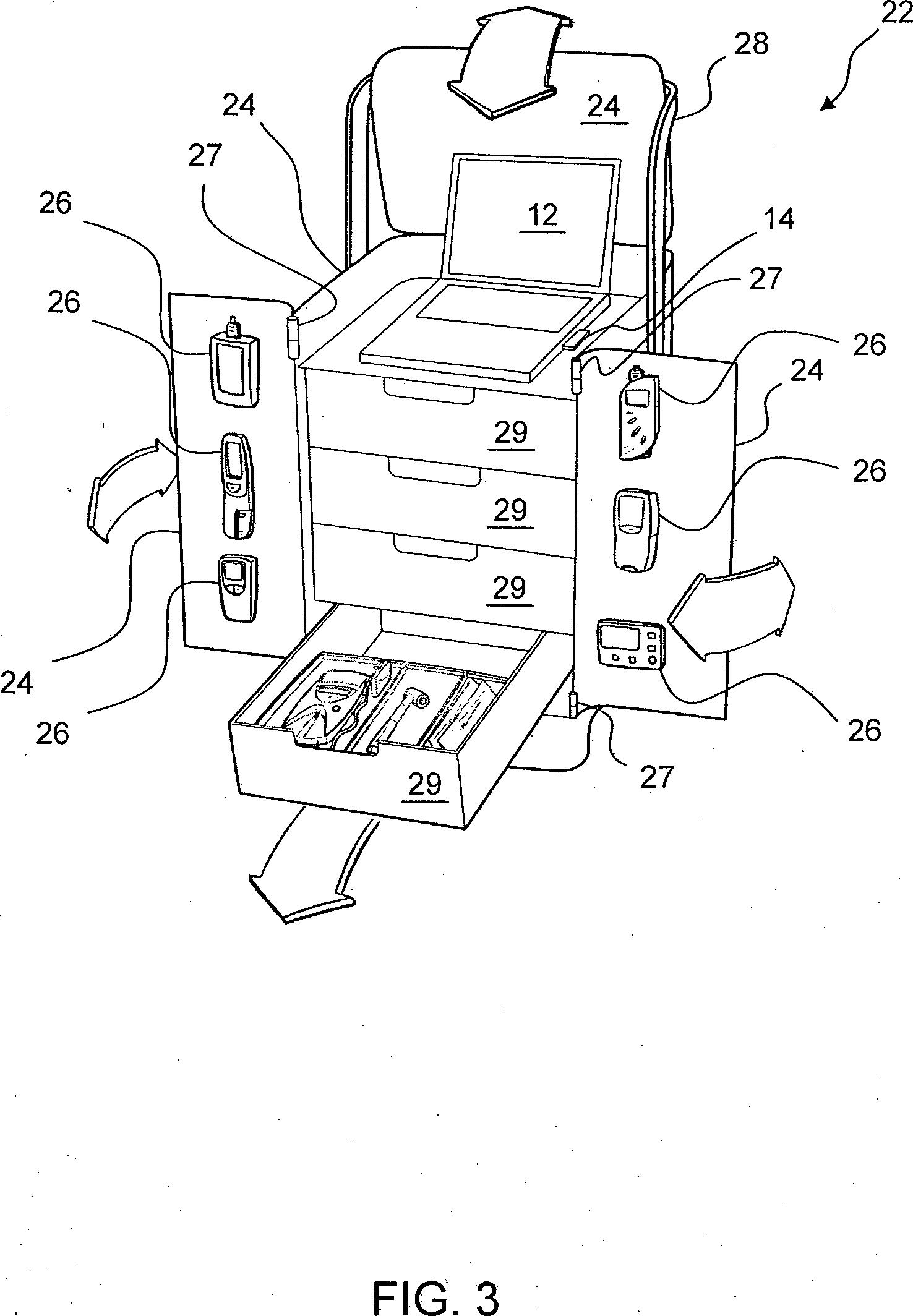 Patent DE102010026478A1 - System zum Anzeigen eines ärztlichen ...