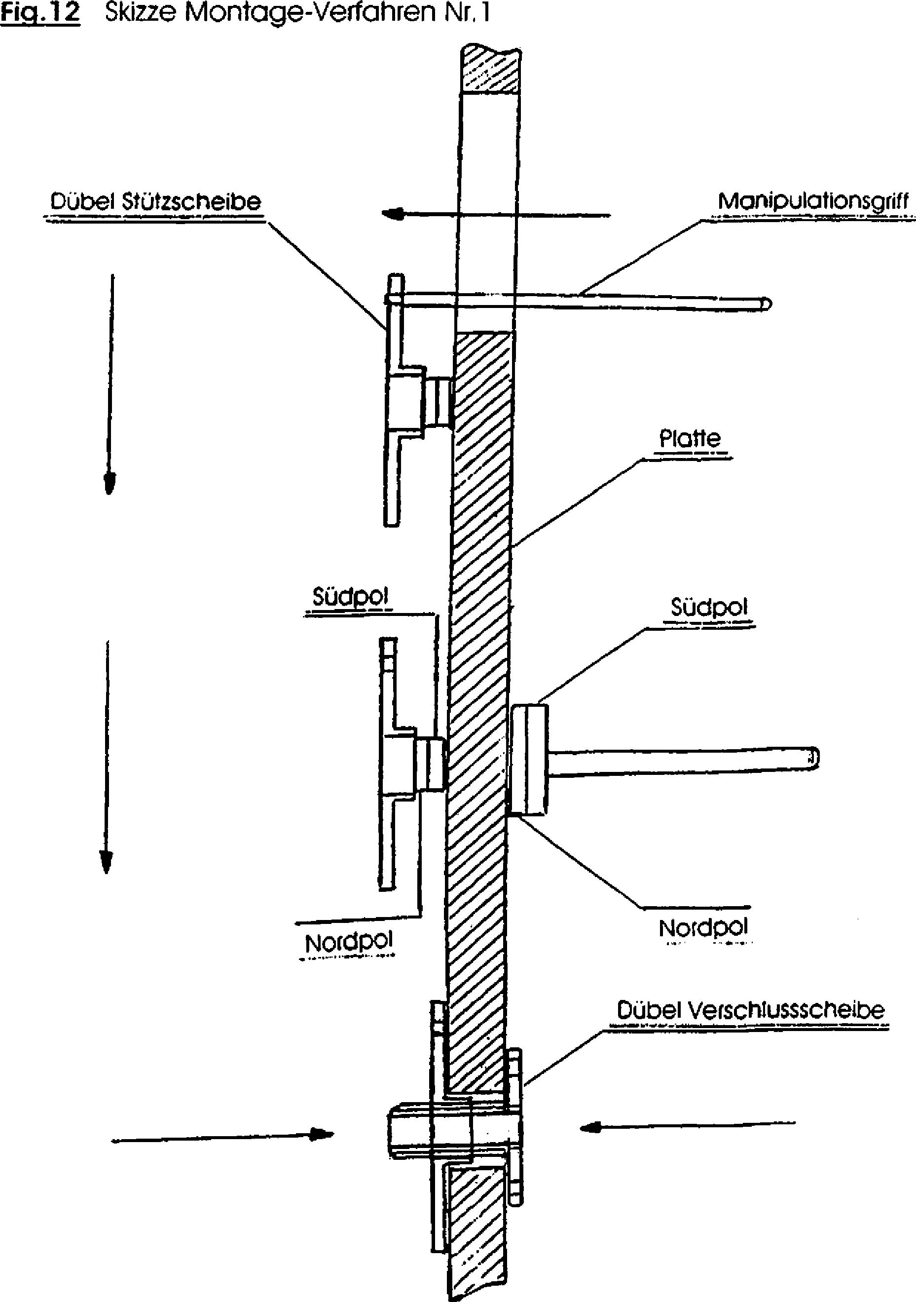 patent de102010032707a1 schwerlast d bel f r gipskarton span holzverbund und sonstigen. Black Bedroom Furniture Sets. Home Design Ideas