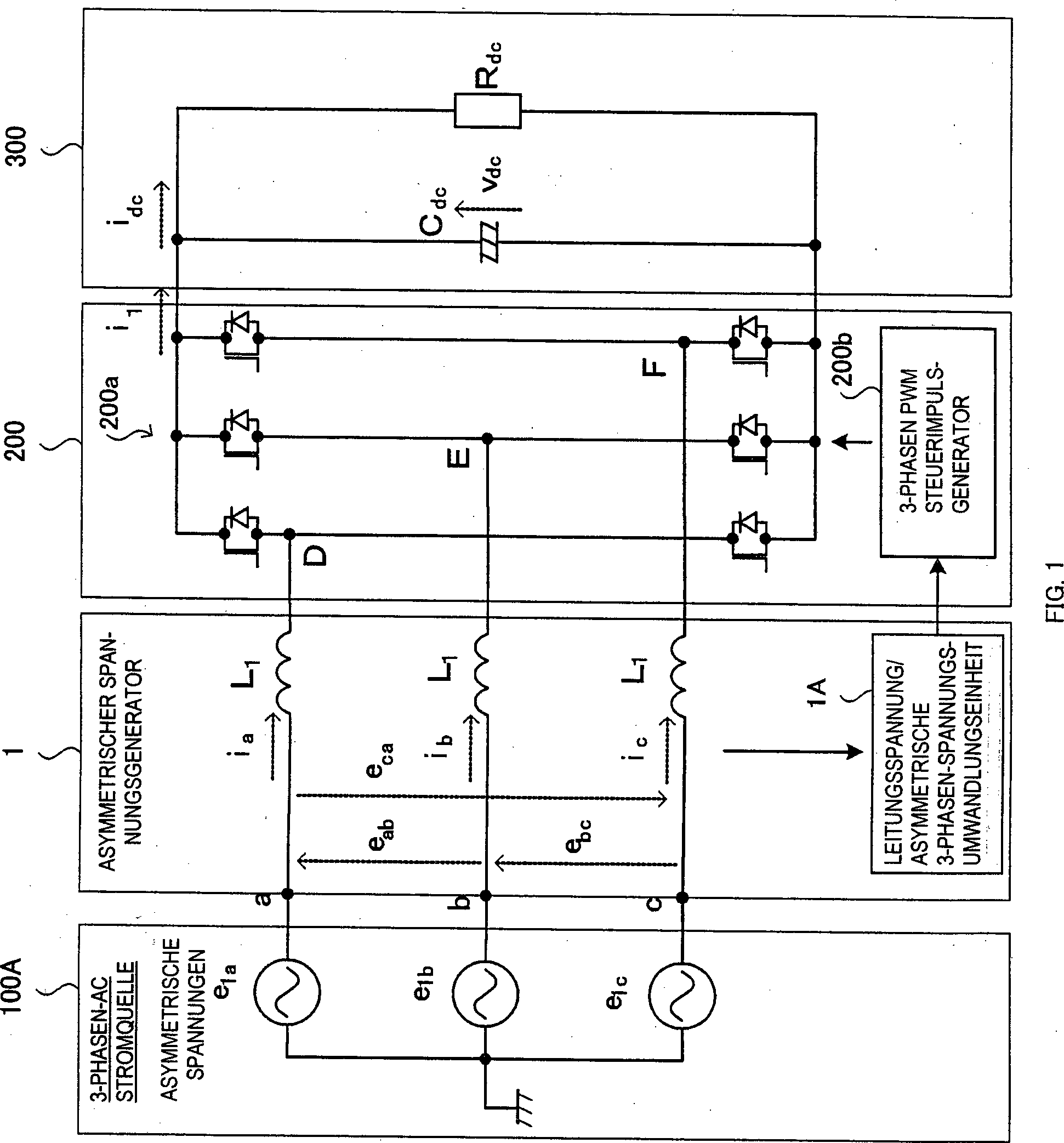 patent de102010053638a1 kompensationsverfahren f r asymmetrische spannung asymmetrischer. Black Bedroom Furniture Sets. Home Design Ideas