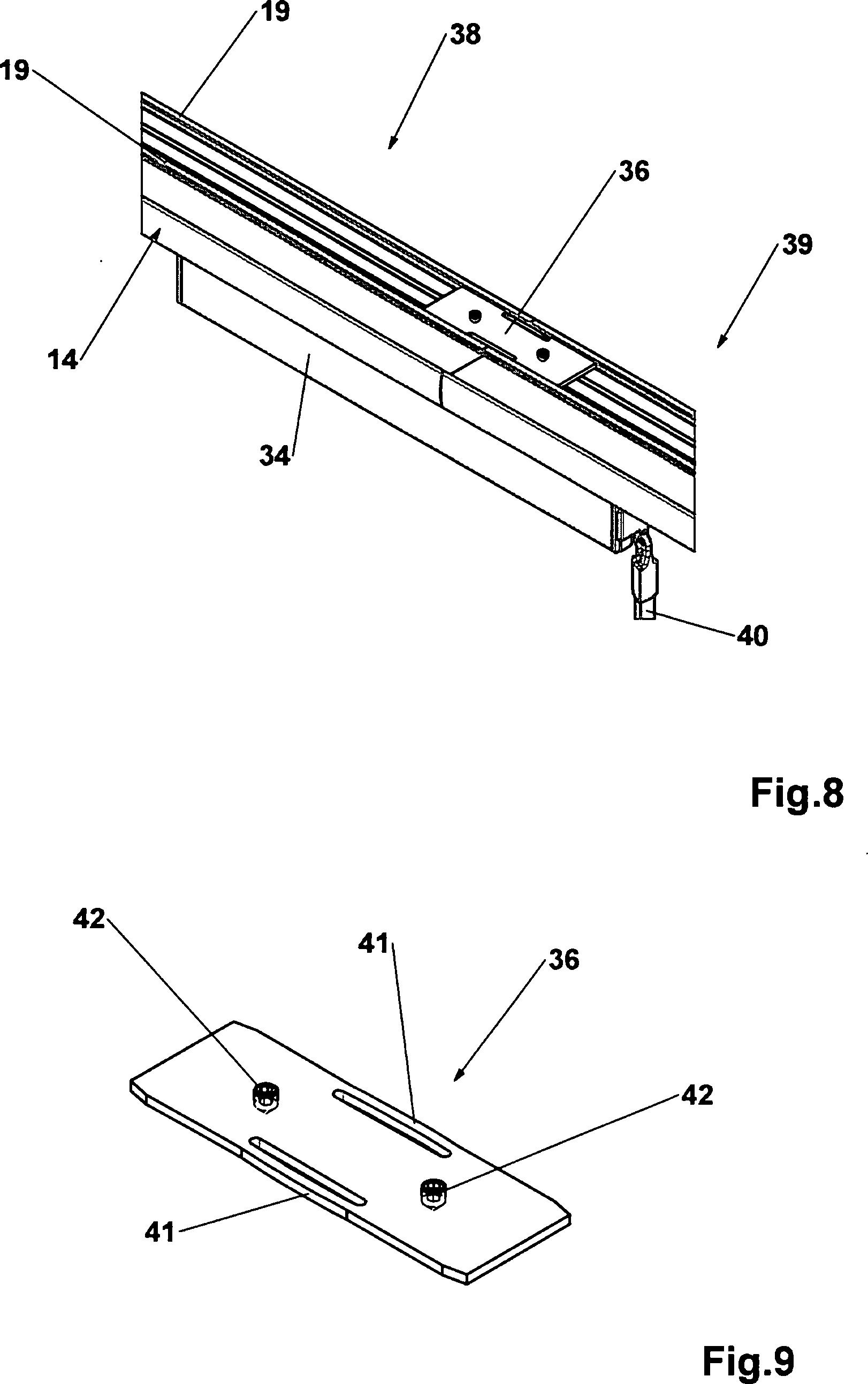 patent de102011000373b4 laufschienensystem und verfahren zum herstellen einer mehrl ufigen. Black Bedroom Furniture Sets. Home Design Ideas
