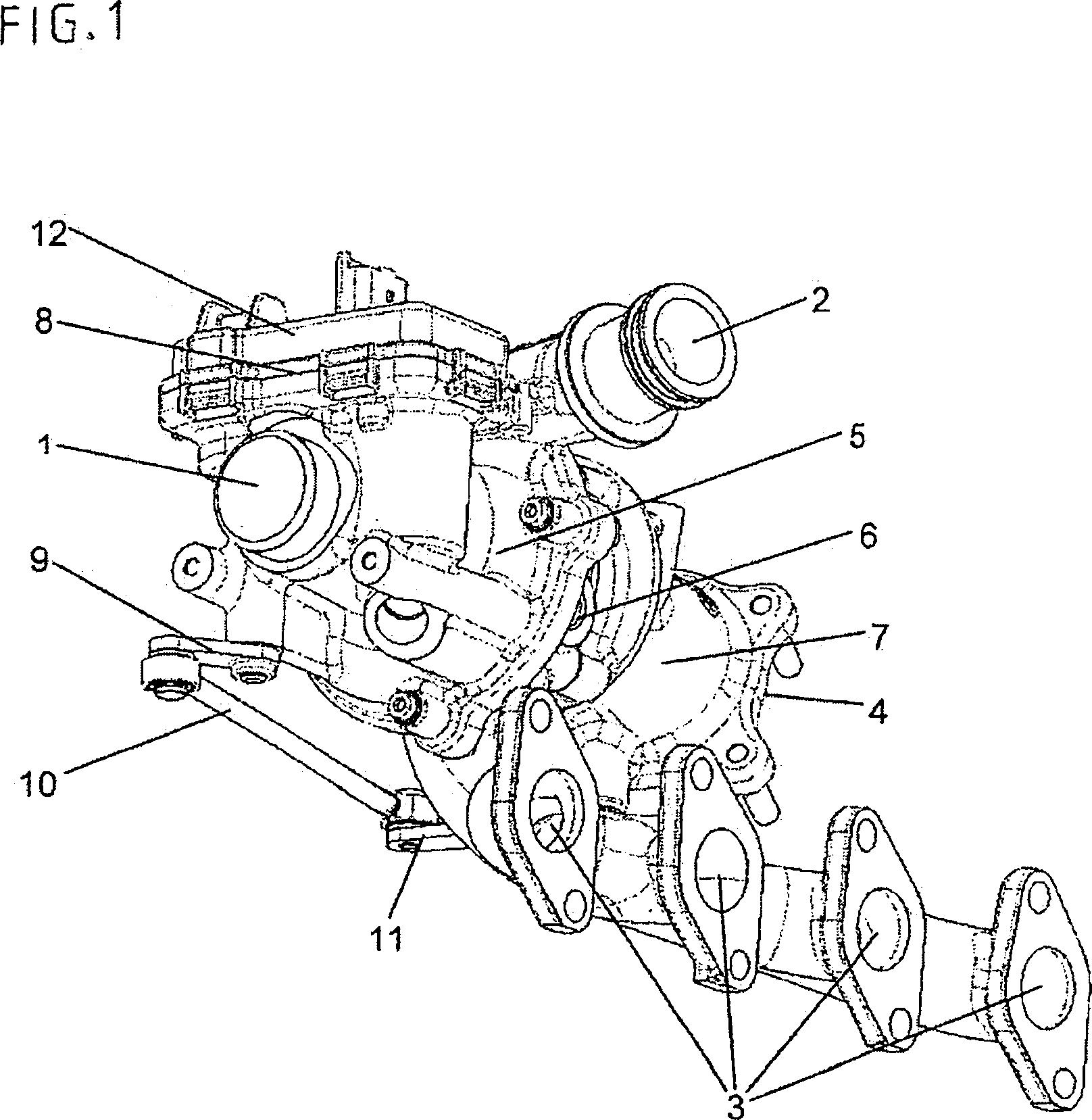 Electric Turbocharger Patents: Abgasturbolader Mit Einem