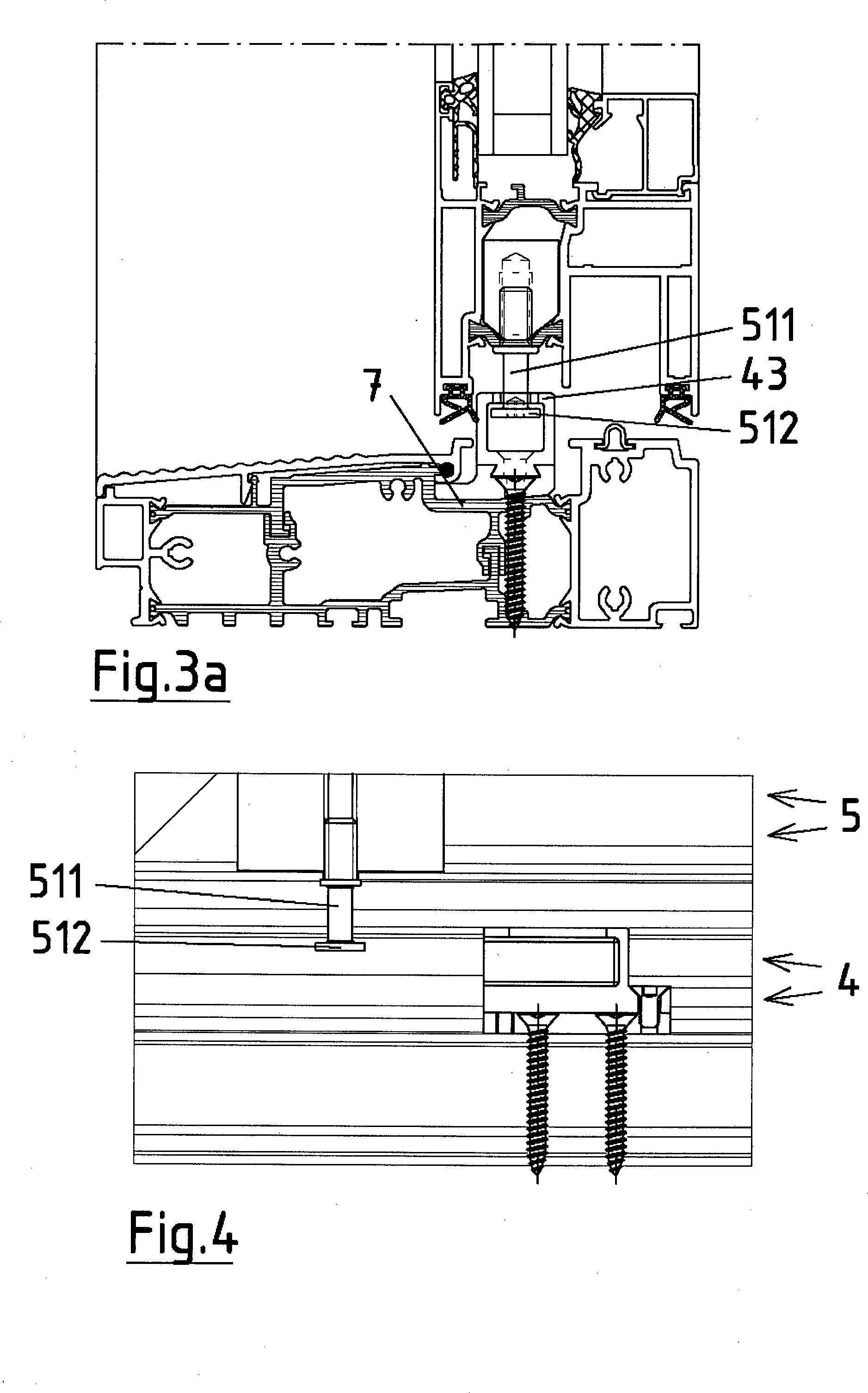 Patent de102011008539a1 hebe schiebe konstruktion for Schiebe fenster