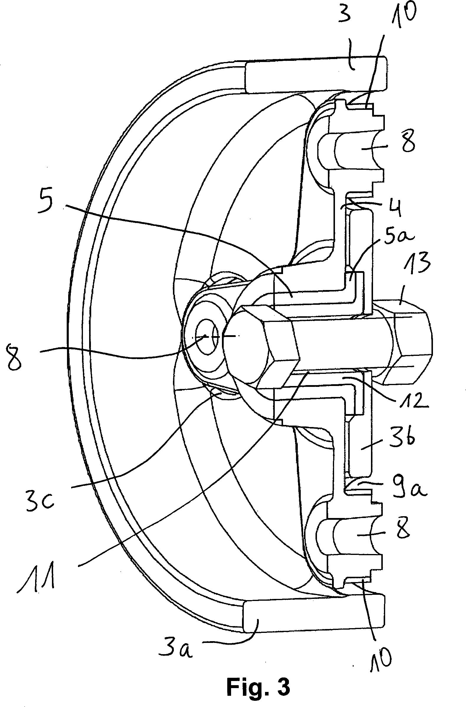 patent de102011010191a1 anordnung mit einem tilger zur tilgung von torsionalen schwingungen. Black Bedroom Furniture Sets. Home Design Ideas