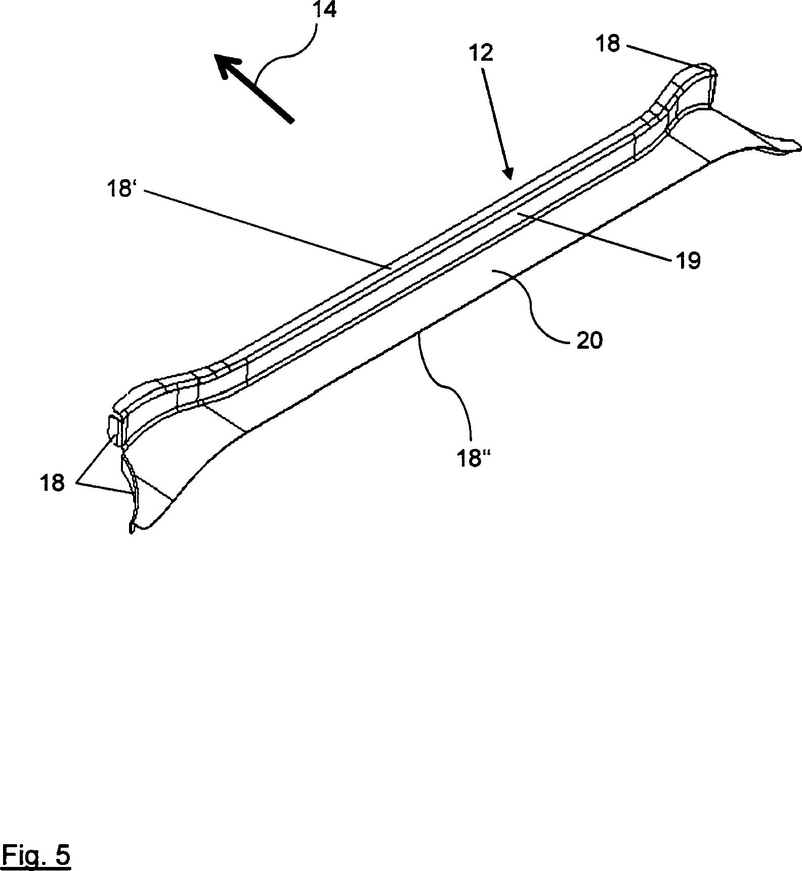patent de102011015542a1 schottstruktur wasserkasten und vorderwagen f r ein kraftfahrzeug. Black Bedroom Furniture Sets. Home Design Ideas