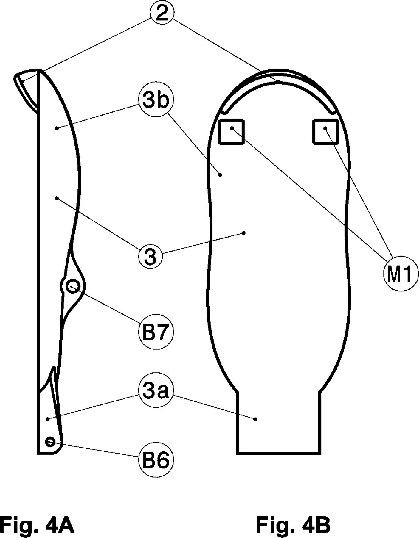 patent de102011050242a1 mechanische fu st tze google patents. Black Bedroom Furniture Sets. Home Design Ideas