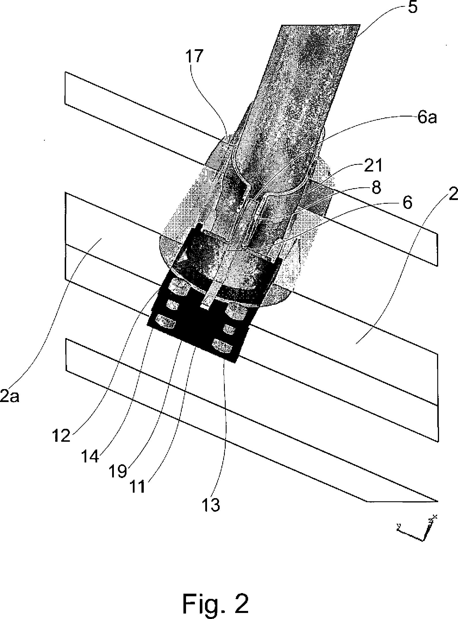 Patent De102011054508b4 Masthalter Zur Befestigung Von