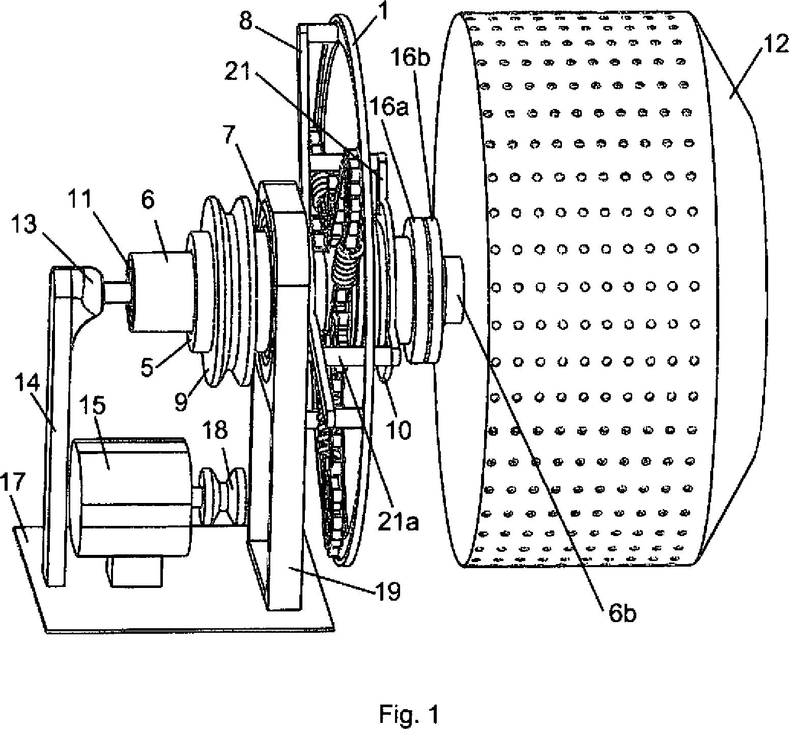 patent de102012002474a1 die waschmaschine mit der selbstbalancierten trommel und dem. Black Bedroom Furniture Sets. Home Design Ideas