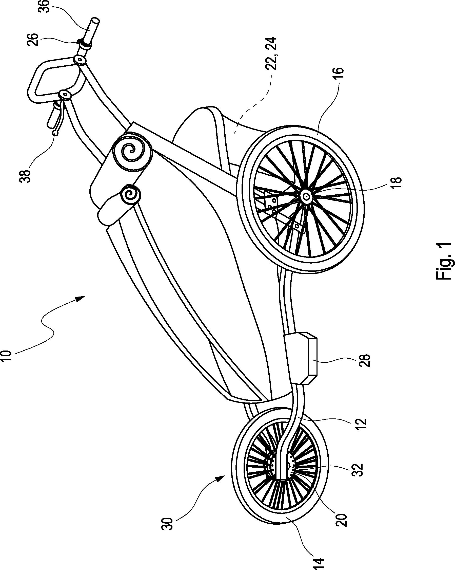 patent de102012100435a1 handgef hrtes fahrzeug google. Black Bedroom Furniture Sets. Home Design Ideas