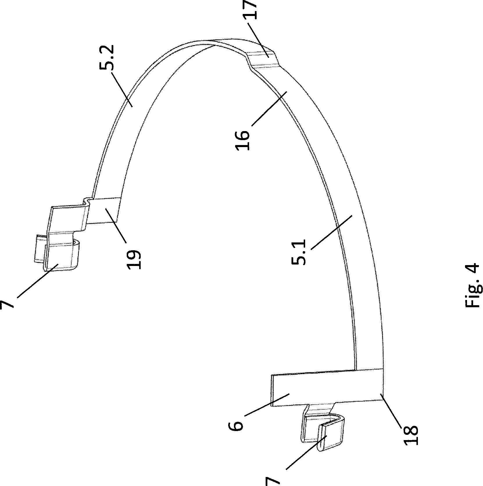 Patent DE102012202131A1 - Statoranordnung und elektrische Maschine ...