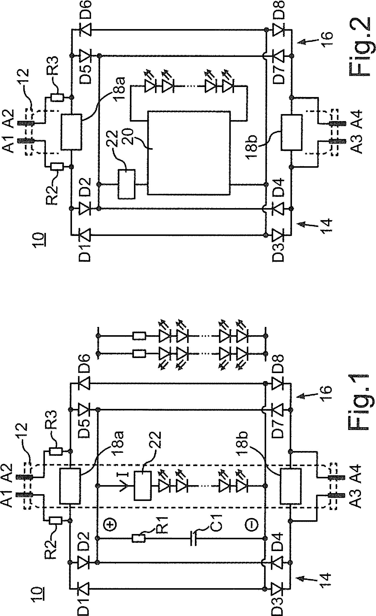 DE102012215786A1_0002 Spannende Elektronisches Vorschaltgerät Leuchtstofflampe Schaltplan Dekorationen