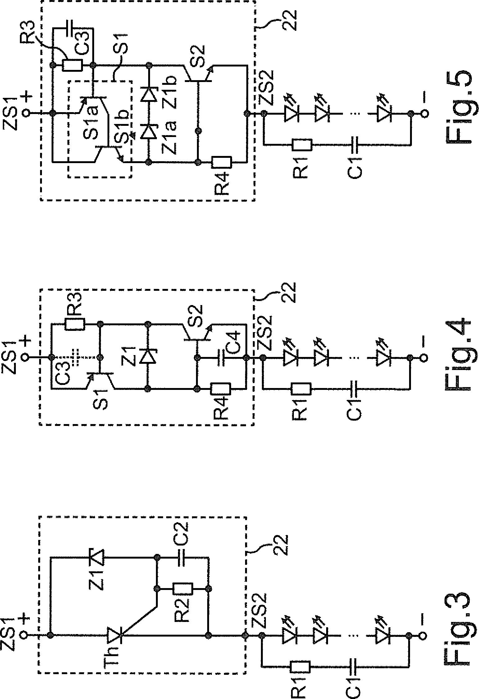 DE102012215786A1_0003 Spannende Elektronisches Vorschaltgerät Leuchtstofflampe Schaltplan Dekorationen