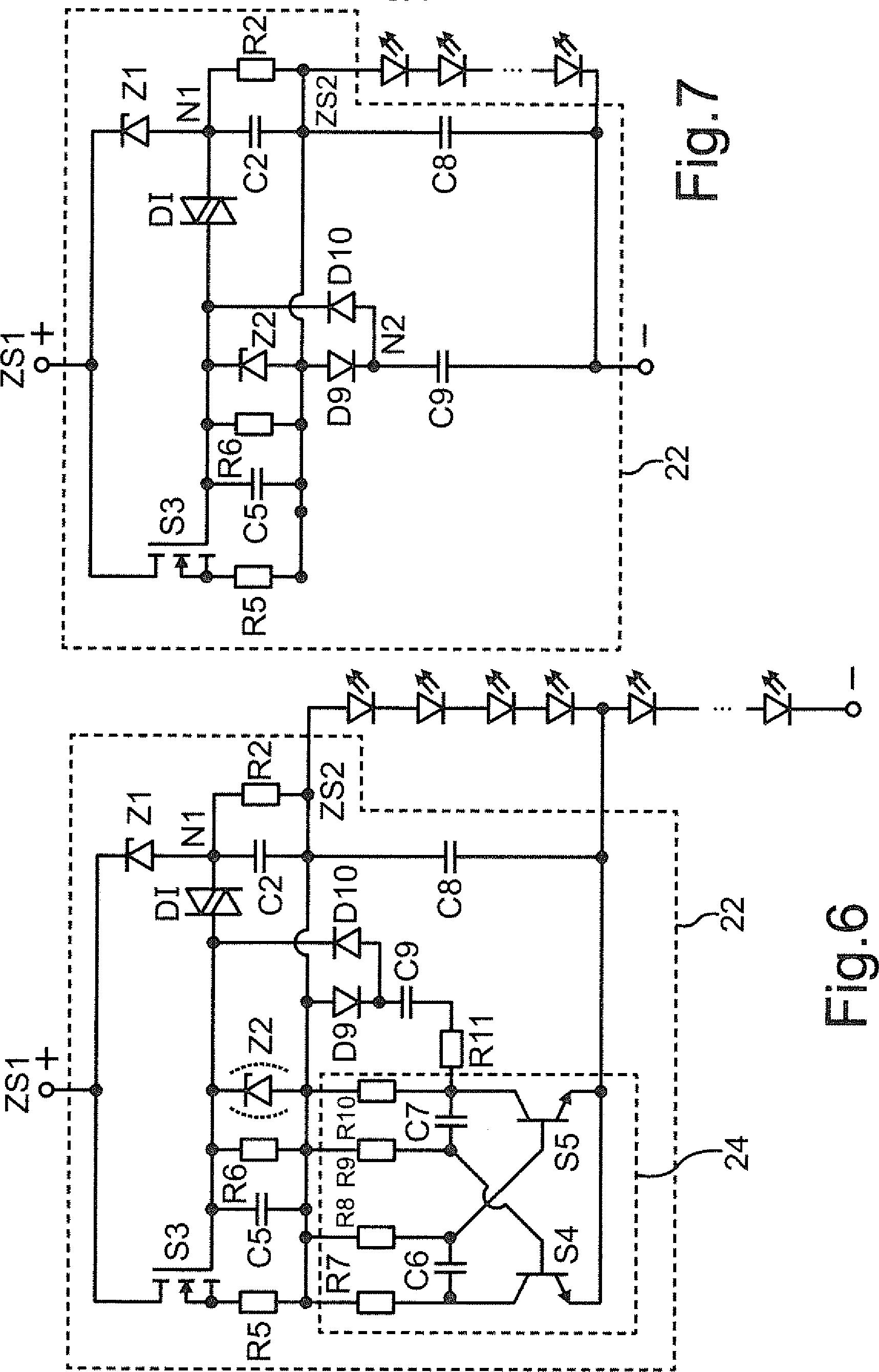 DE102012215786A1_0004 Spannende Elektronisches Vorschaltgerät Leuchtstofflampe Schaltplan Dekorationen