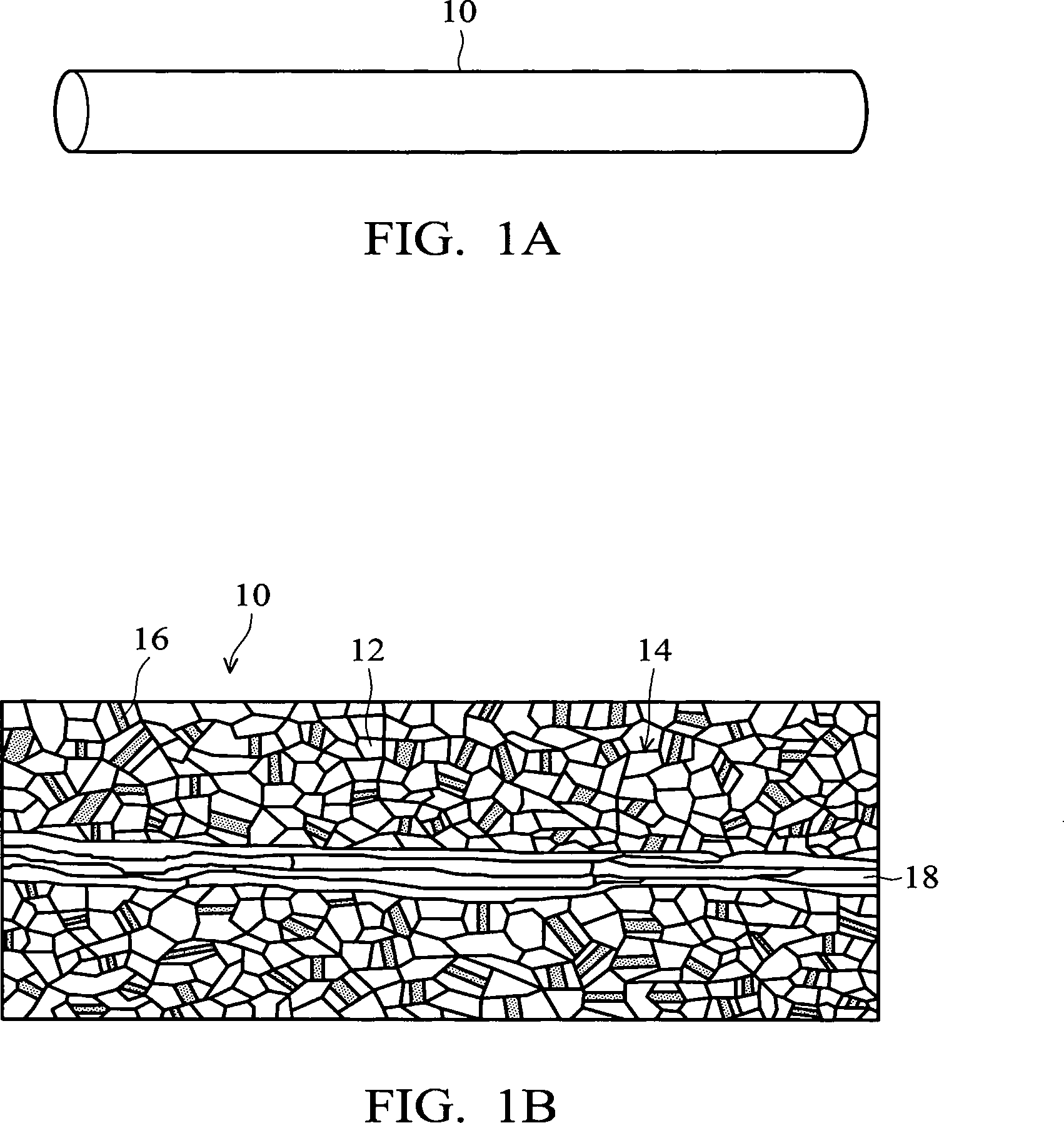 Patent DE102013000057A1 - Alloy wire made of material comprising ...