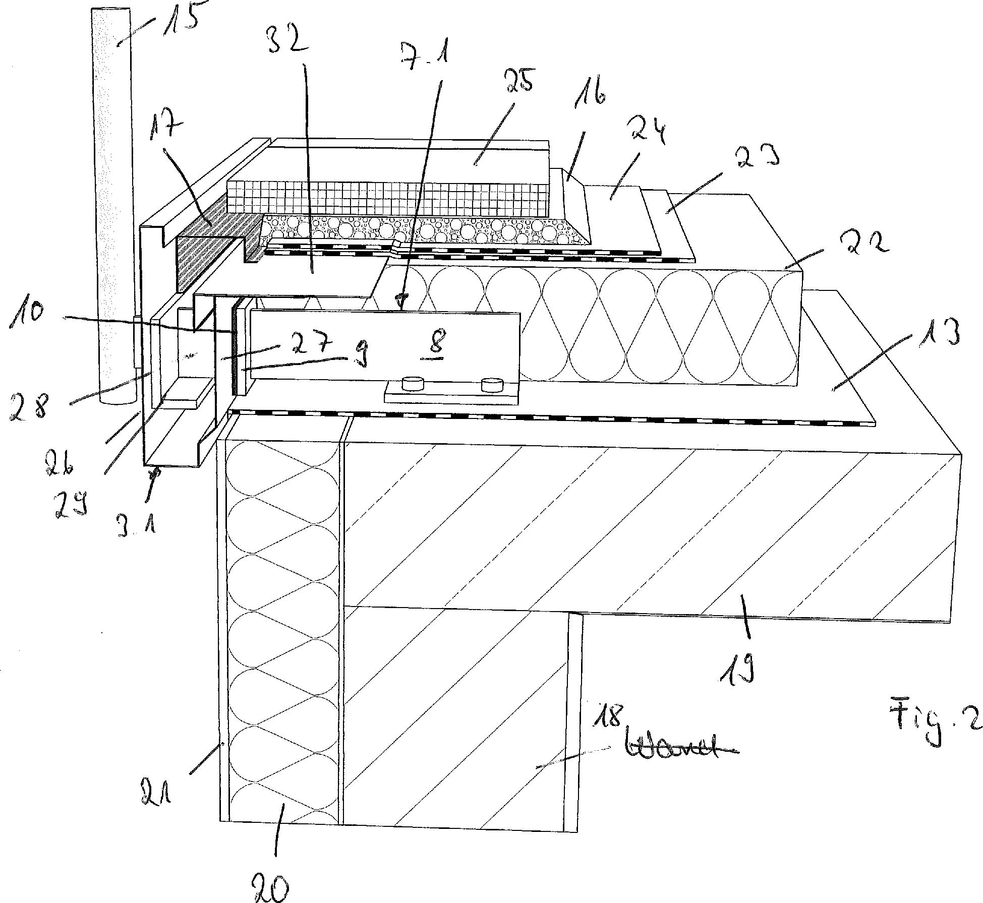 Balkongeländer Befestigung Unterseite patent de102013102617a1 verfahren zum abschirmen einer freien