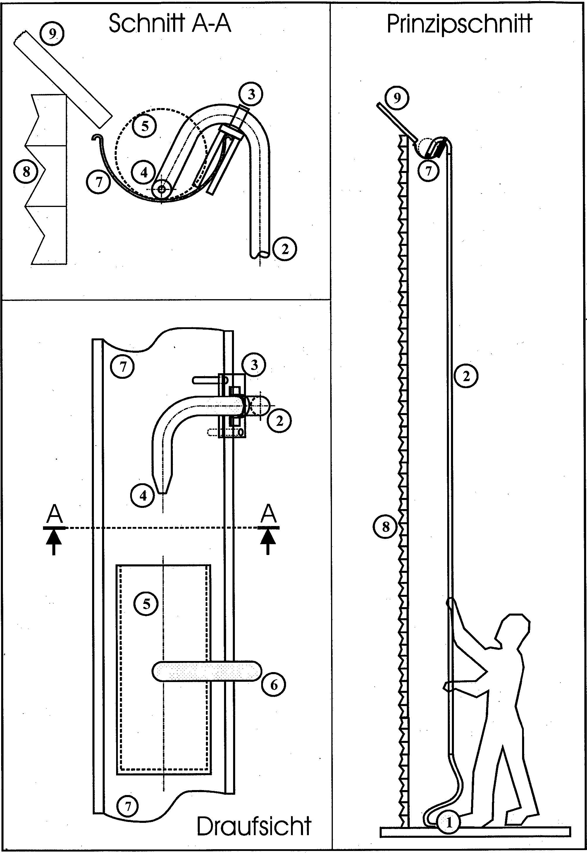 patent de202010014567u1 vorrichtung zur. Black Bedroom Furniture Sets. Home Design Ideas
