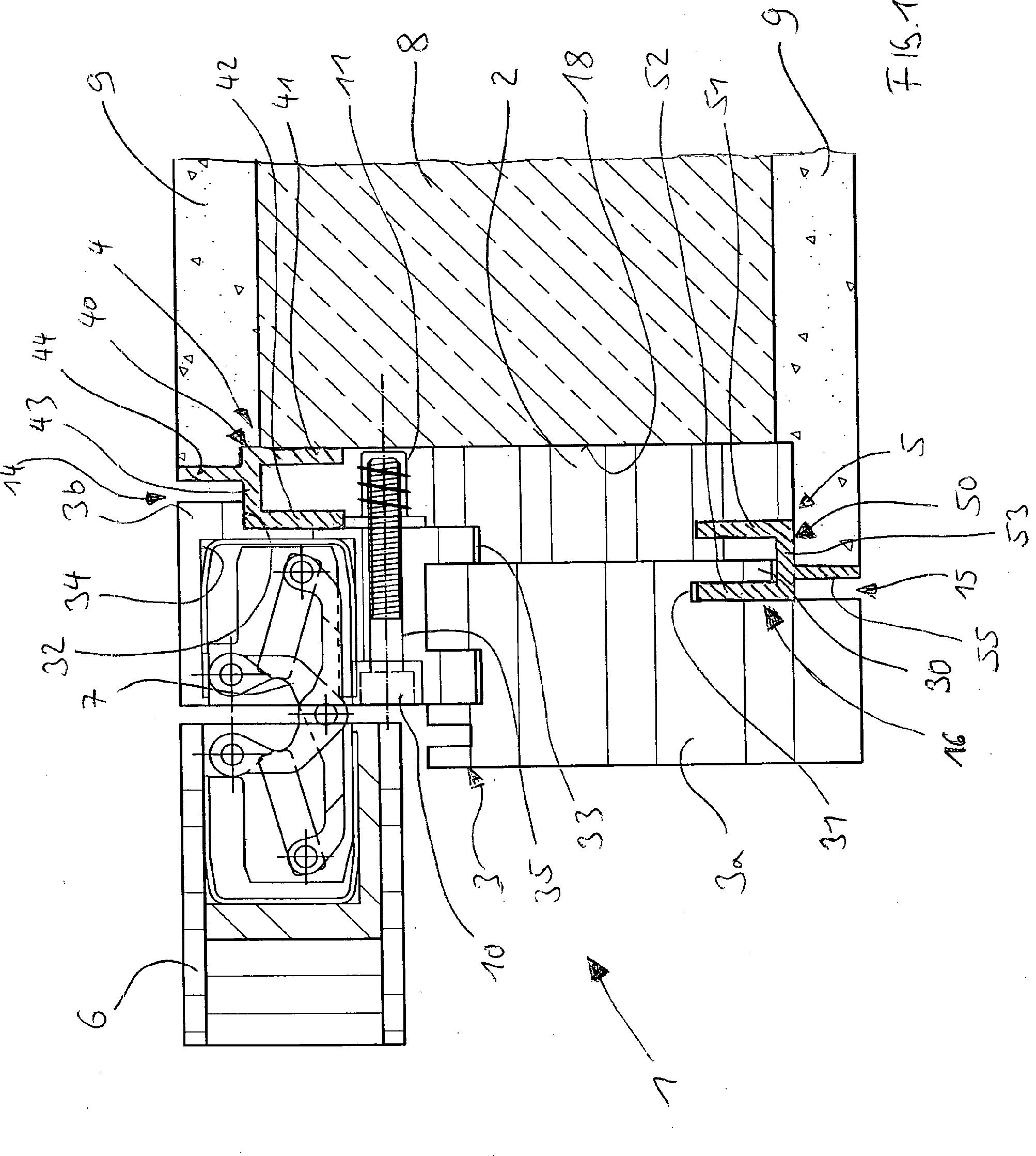 Türzarge detail  Patent DE202011001291U1 - Montagefreundliche Blockzarge - Google ...