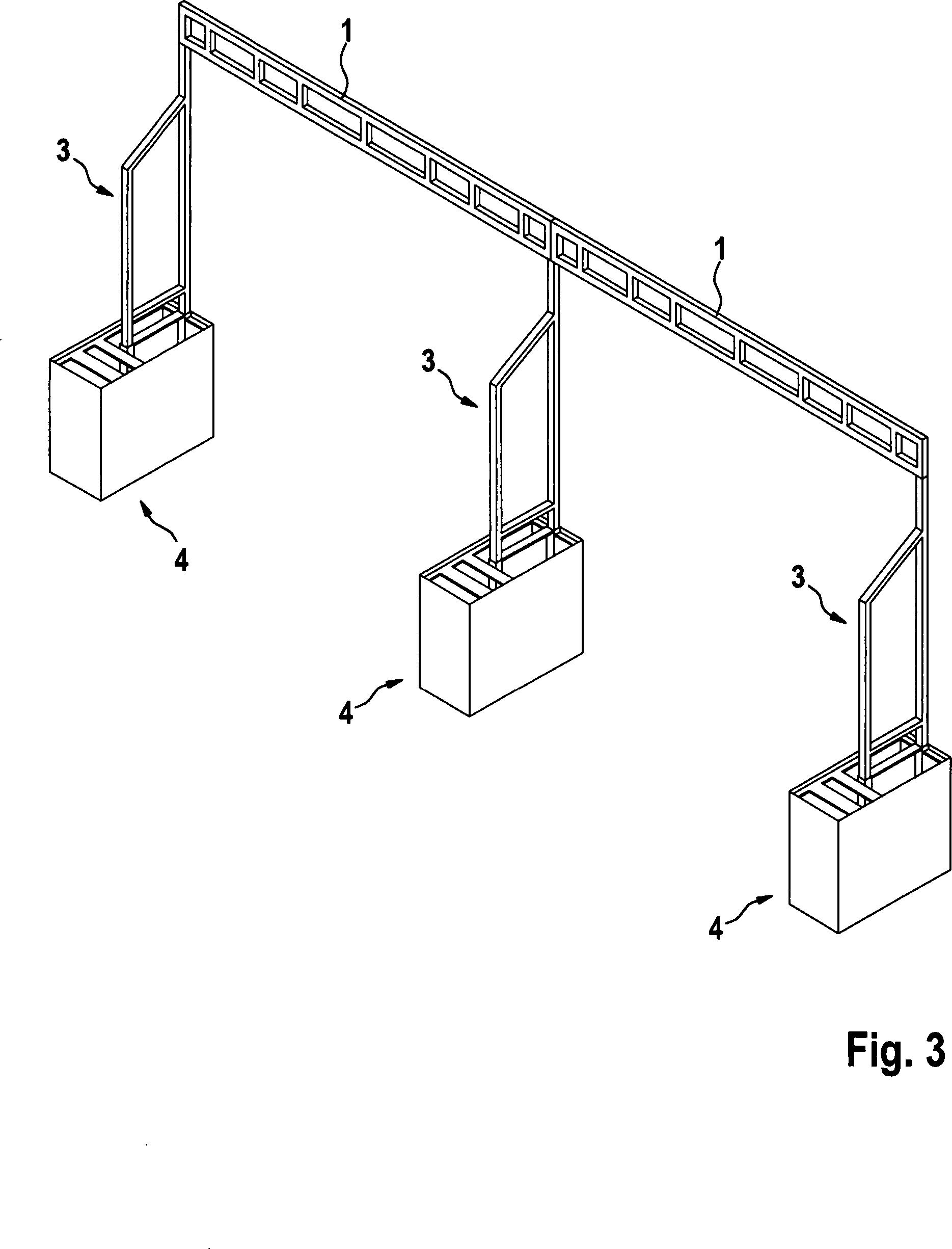Patent De202011003749u1 Gestell Und Tragkonstruktion