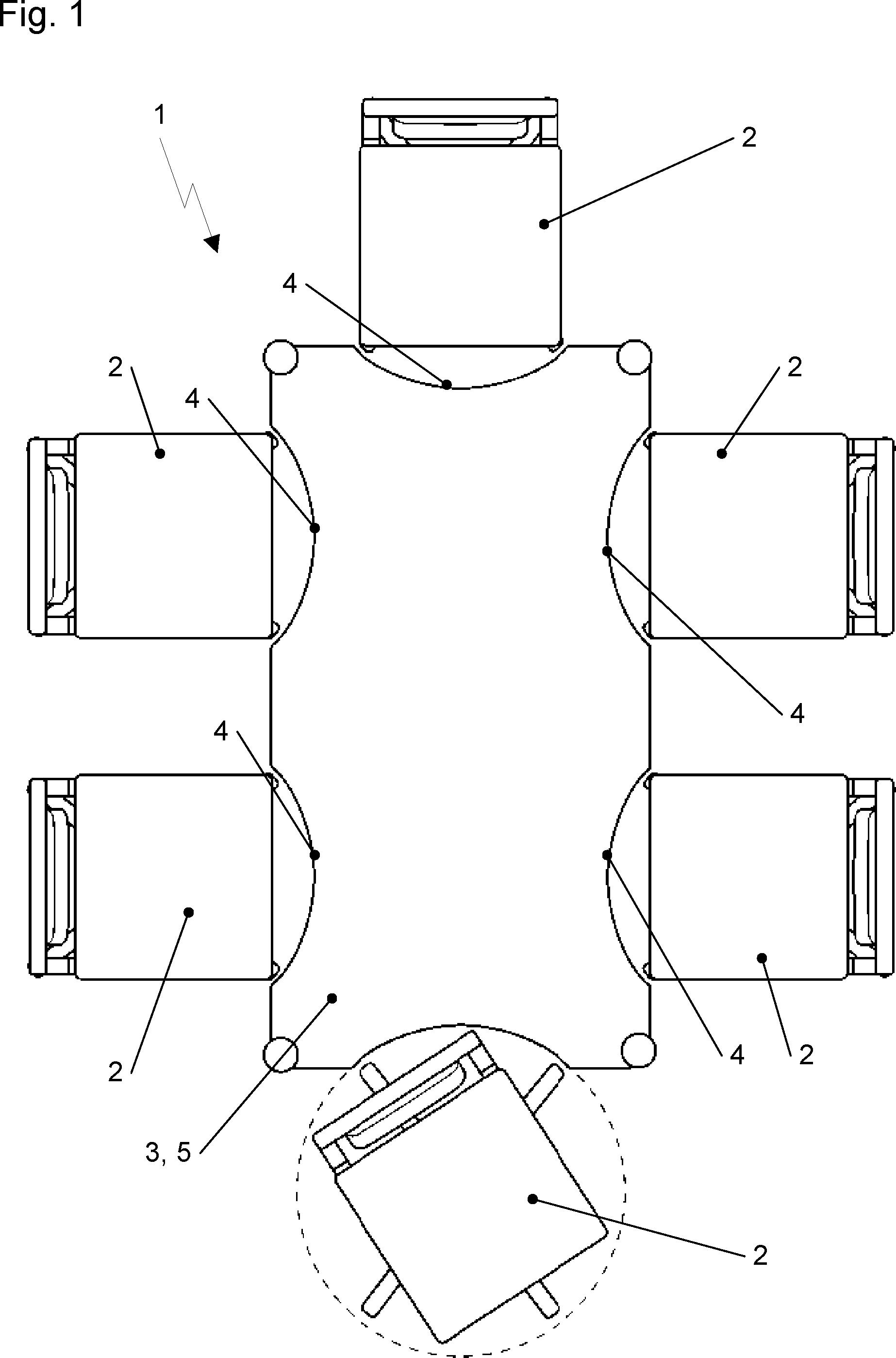 Patent de202011051671u1 tisch stuhl ensemble google for Stuhl design dwg