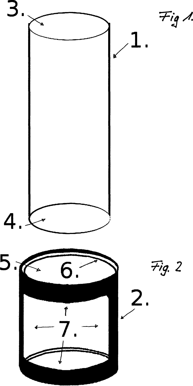 patent de202012005570u1 zweiteiliger fischturm zum. Black Bedroom Furniture Sets. Home Design Ideas