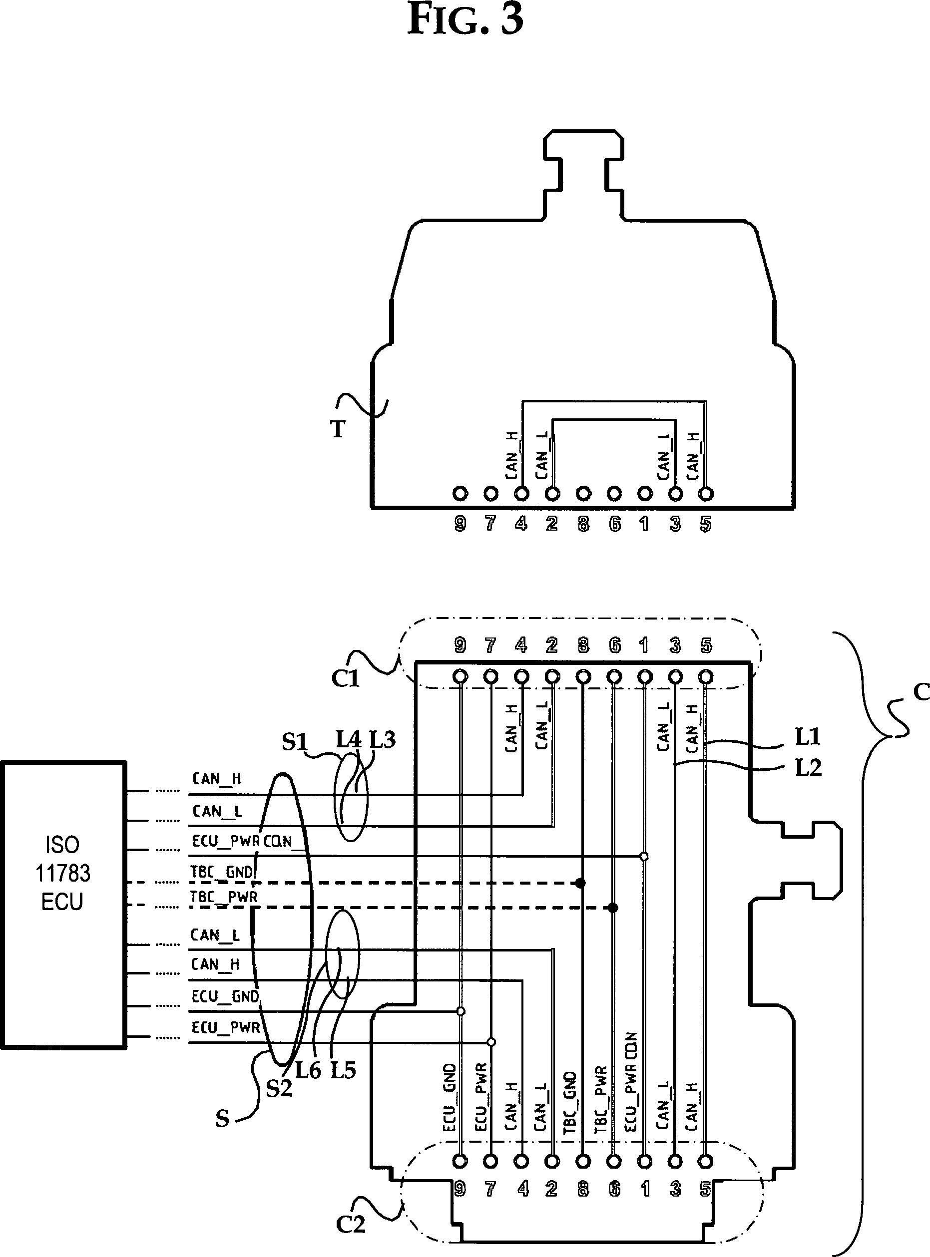 patent de202013001373u1 - lsobus-konnektoren
