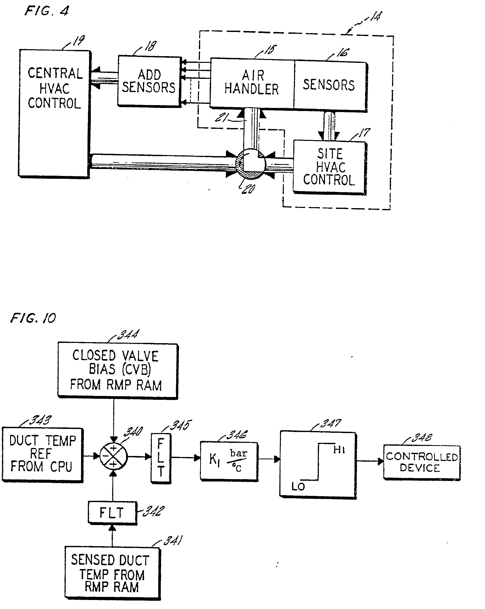 Patent Ep0001377a1 Apparatus And Method For Energy Saving Control Logic Diagram Hvac Drawing