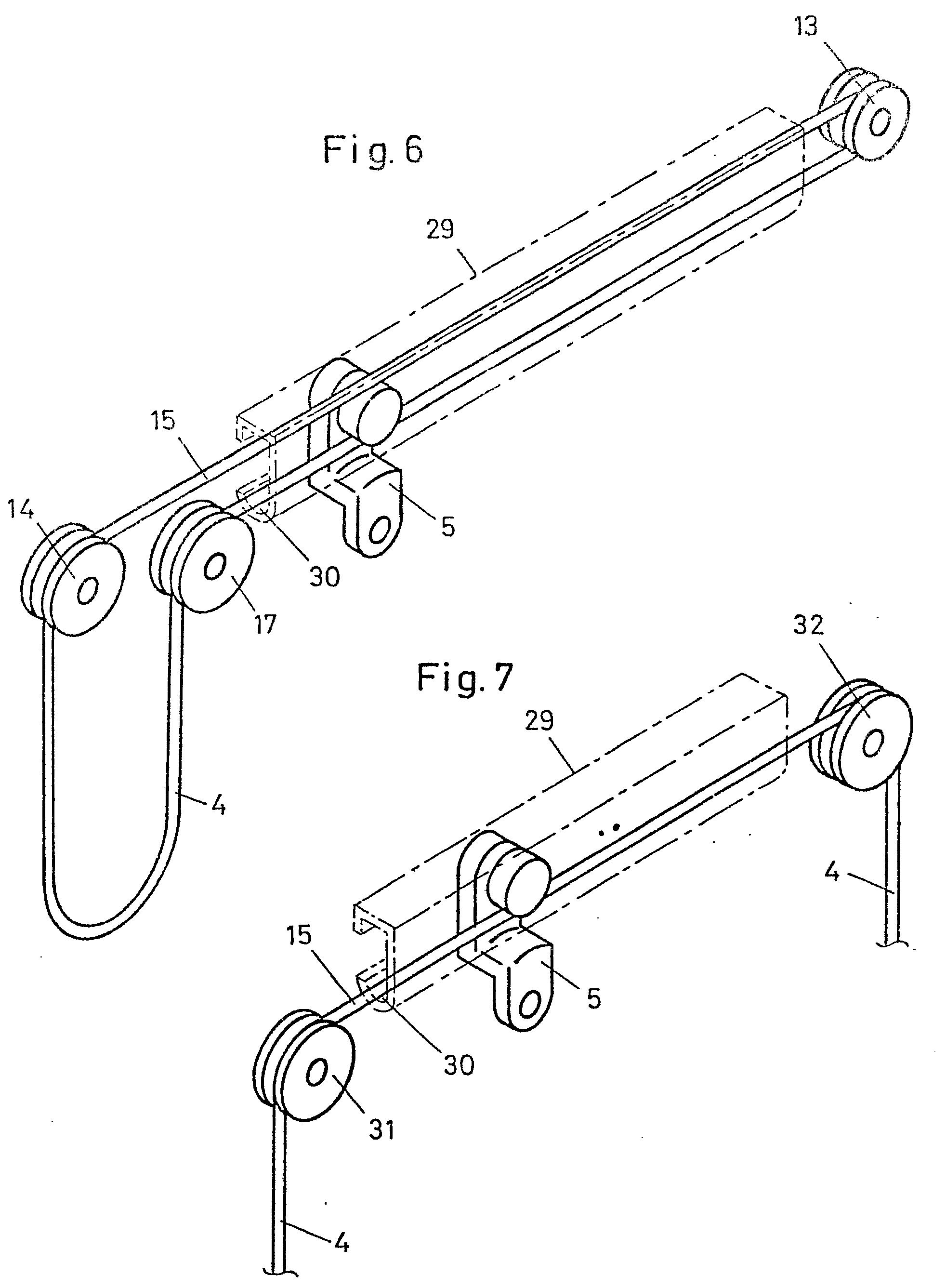 patent ep0003320b1 vorhangschiene mit schnurzug google patents. Black Bedroom Furniture Sets. Home Design Ideas