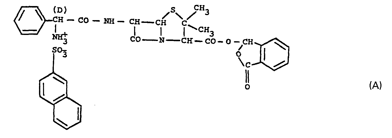 Талампициллин фото