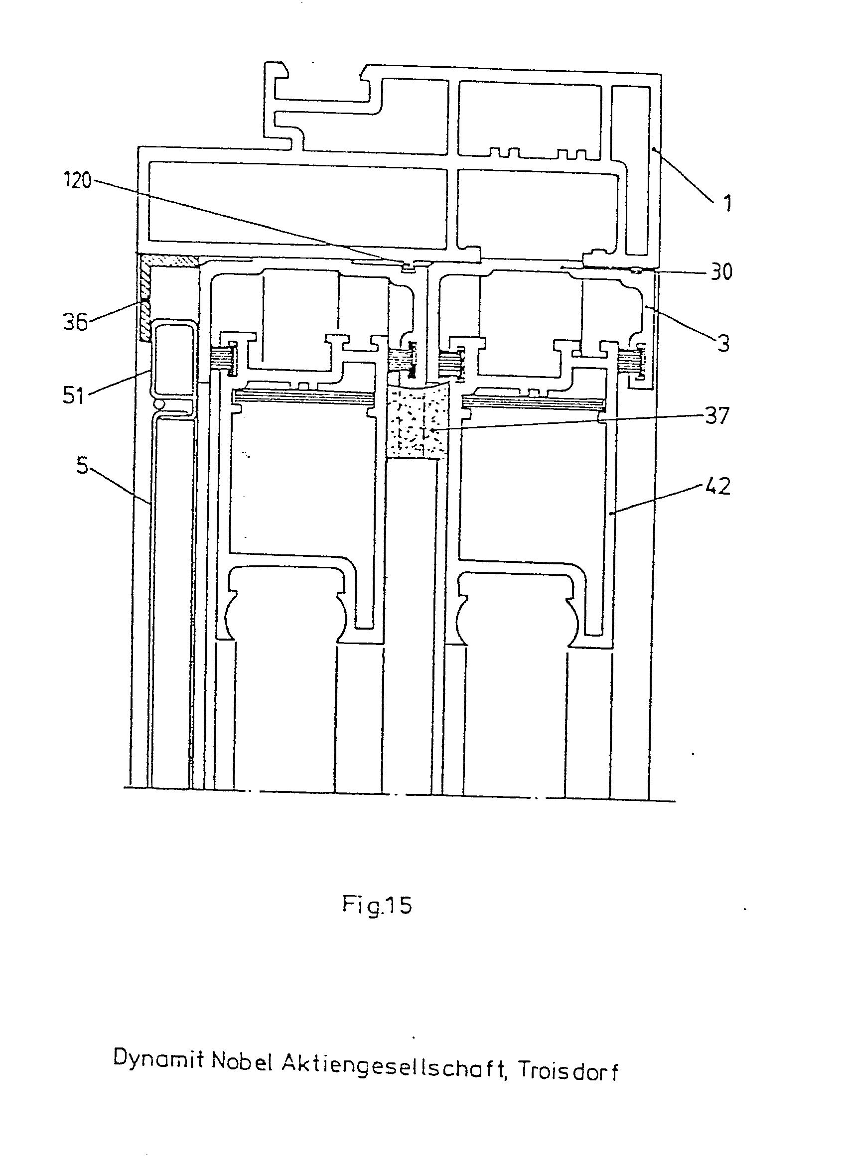 Patent ep0009652a1 bausatz f r vertikale oder for Schiebefenster horizontal