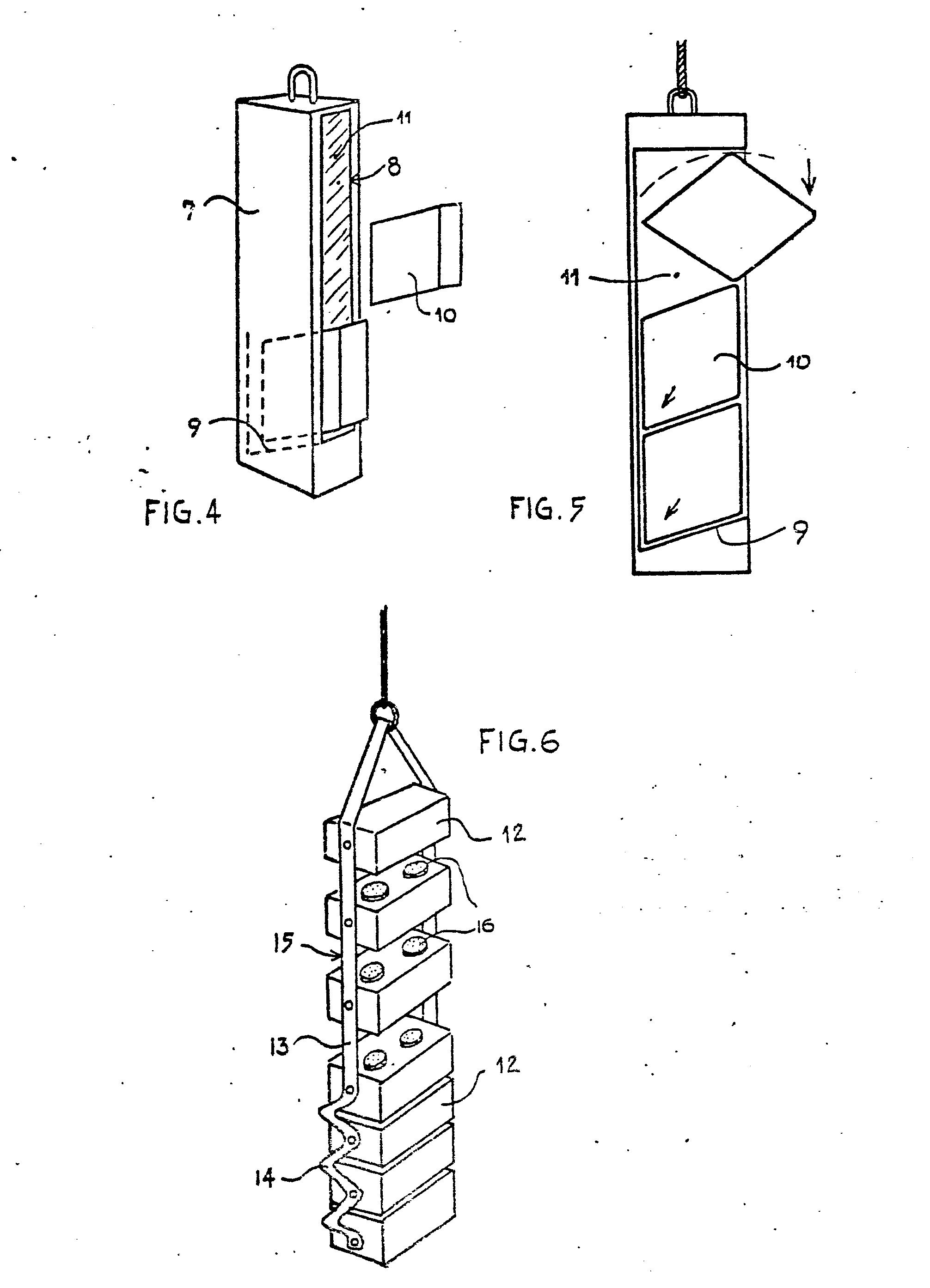 patent ep0011017a1 appareil de gymnastique comportant un. Black Bedroom Furniture Sets. Home Design Ideas