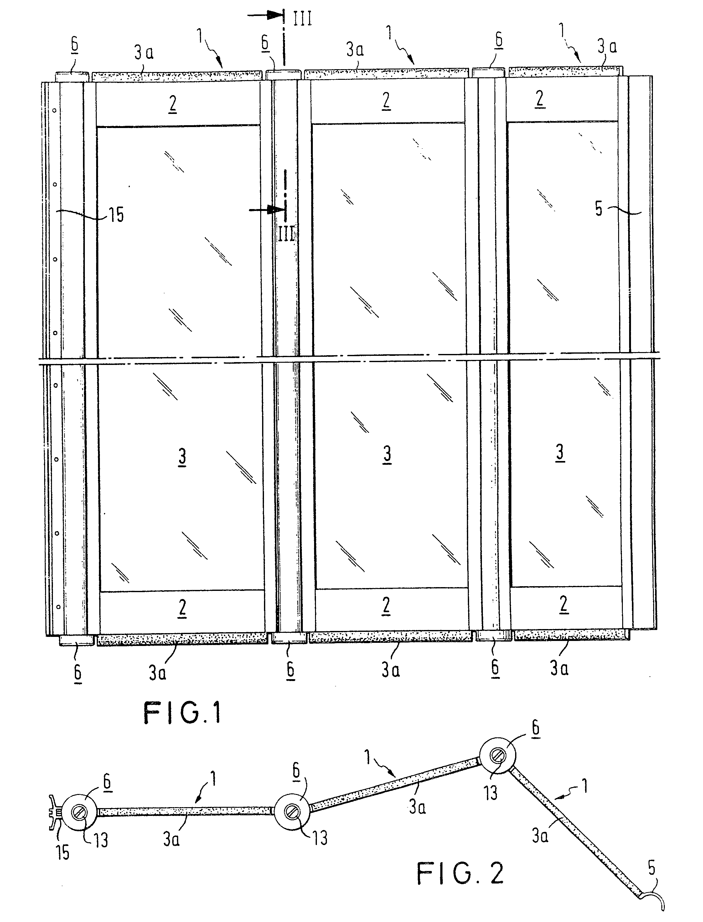 Patent EP0012150B1 - Folding door for shower cubicles - Google Patents