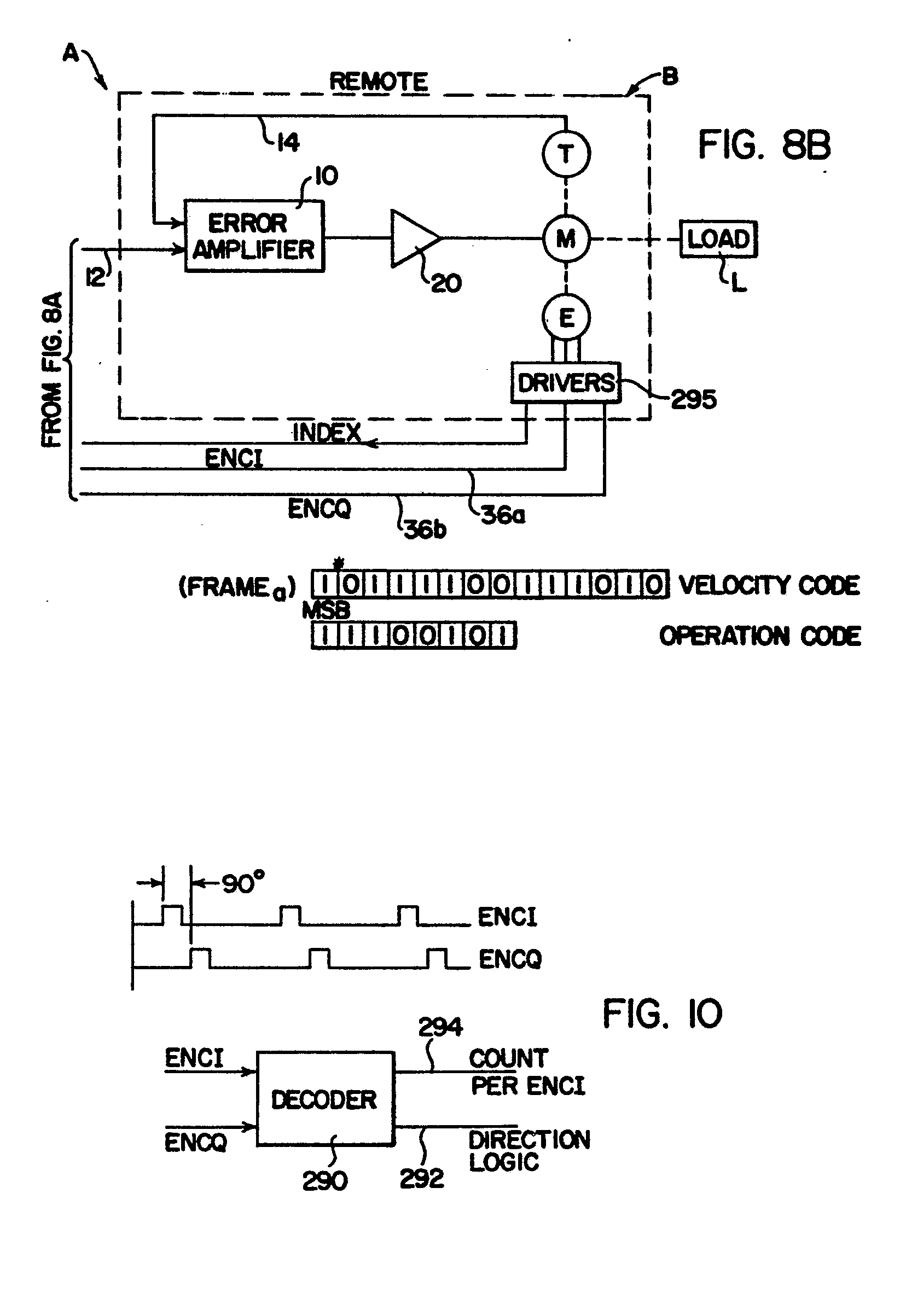 Patent Ep0014065b1 System For Creating A Servo Control Signal Enco Wiring Diagram Single Phase Drawing