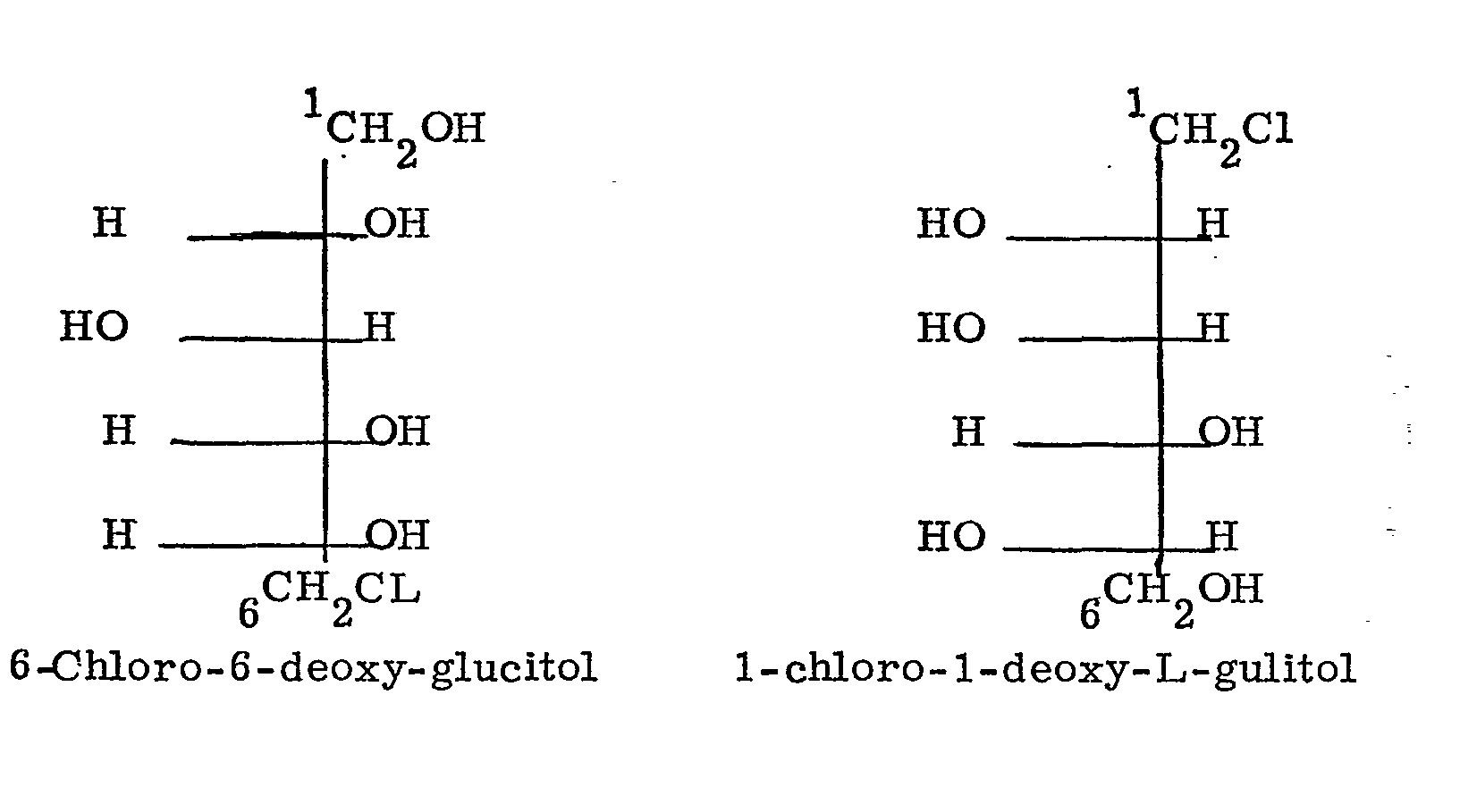 fischer projection of d glucose