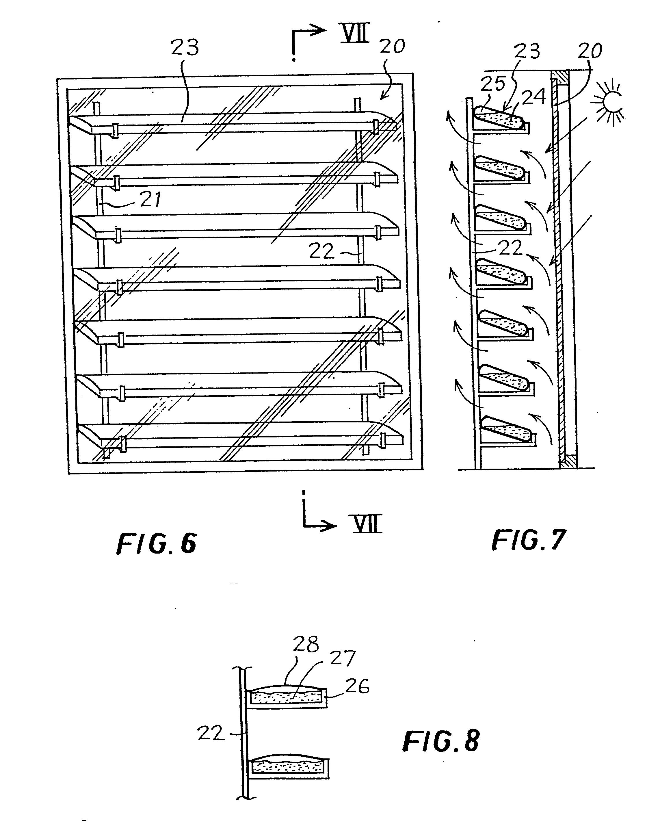 Patent EP0019573A1 - Matériau absorbeur et accumulateur de