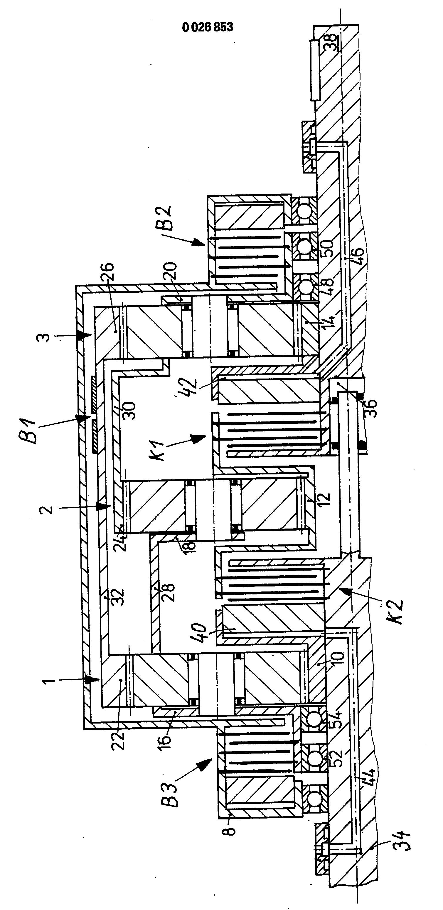 Patent Ep0026853b1 Planetenrad Wechselgetriebe