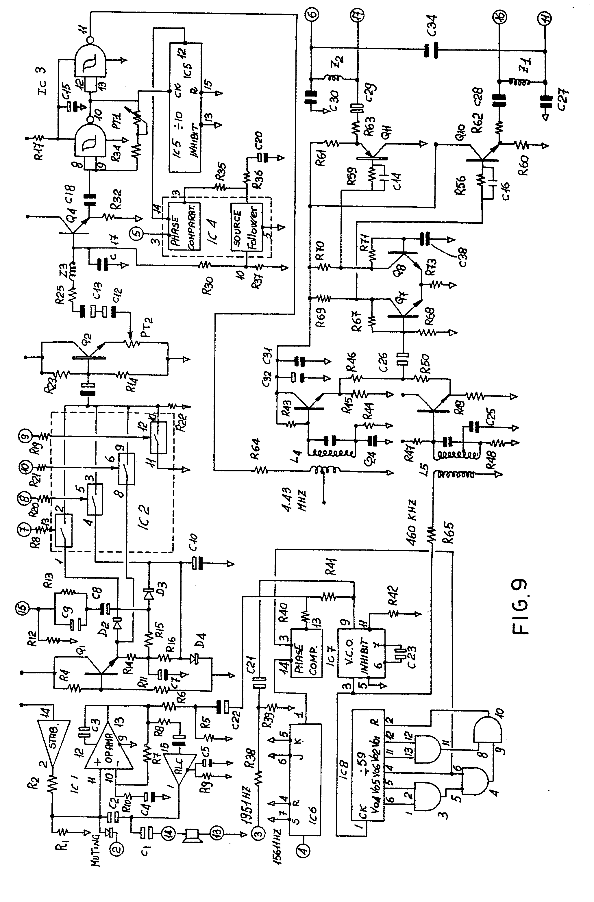 imgf0009 patent ep0039385a2 transmission of video and other signals and gilbarco advantage wiring diagram at n-0.co