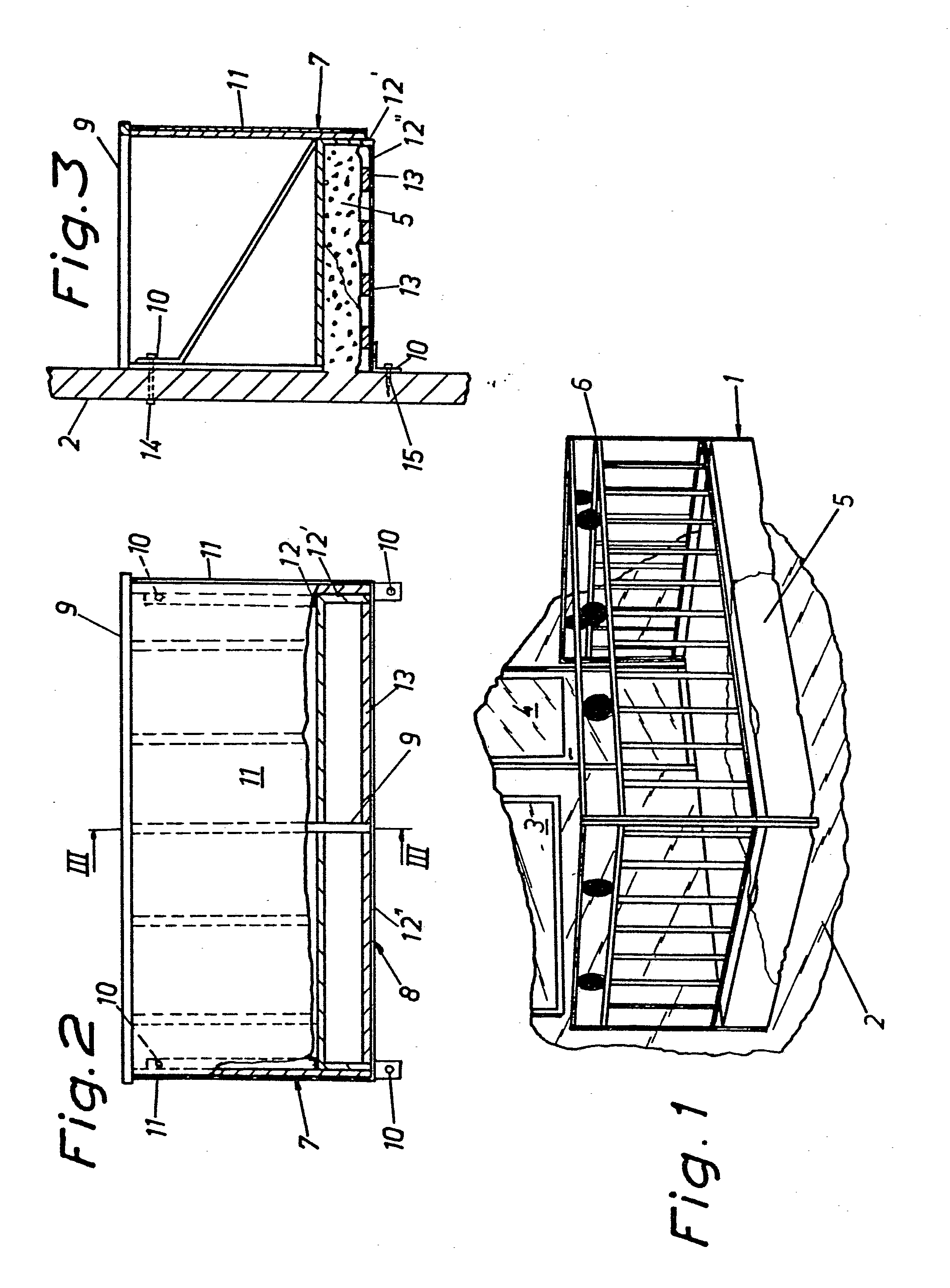 Patent EP0045731A1 - A prefabricated balcony unit - Google Patents