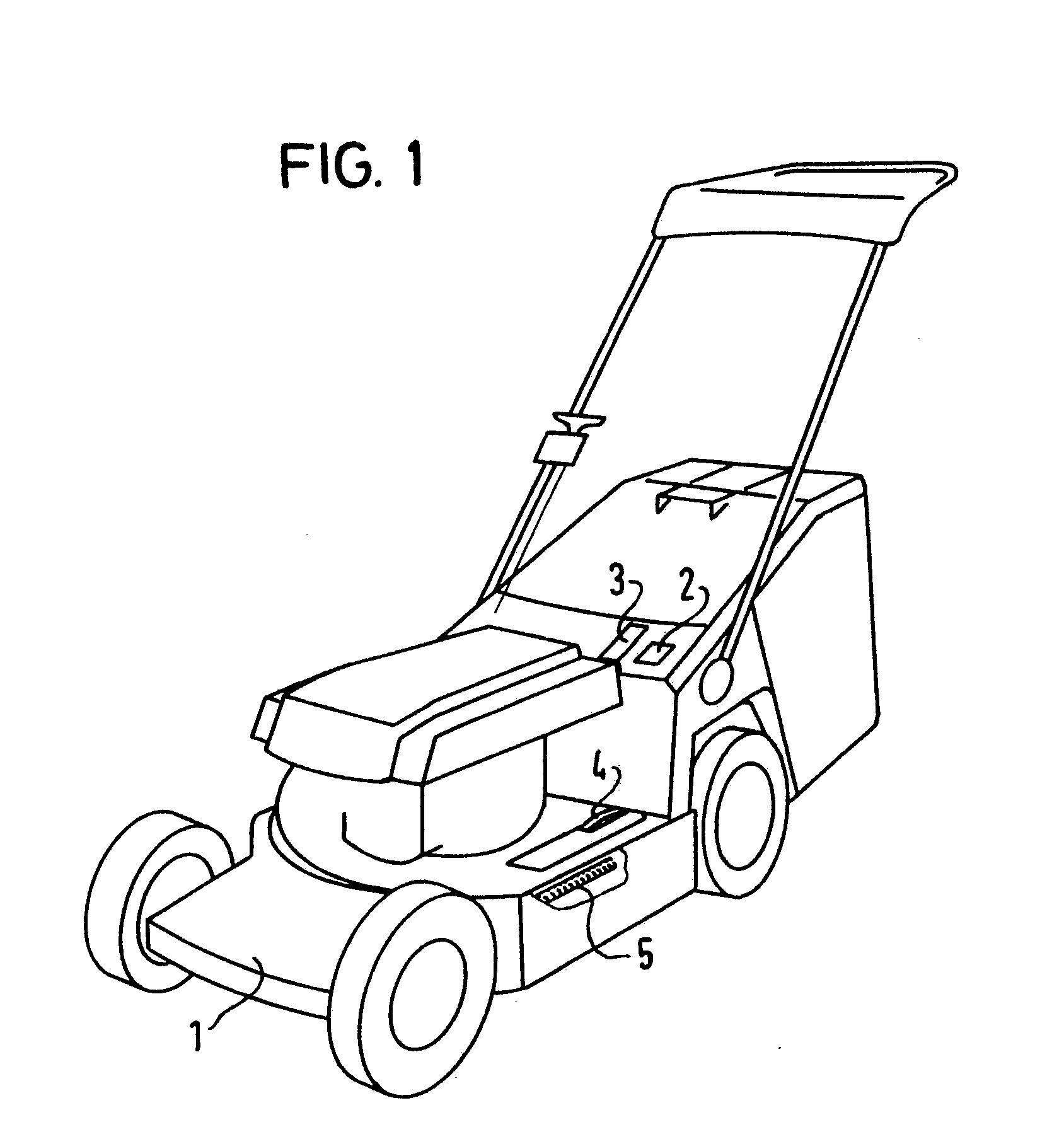 patent ep0047502b1 dispositif de r glage de la hauteur de coupe pour tondeuses gazon. Black Bedroom Furniture Sets. Home Design Ideas