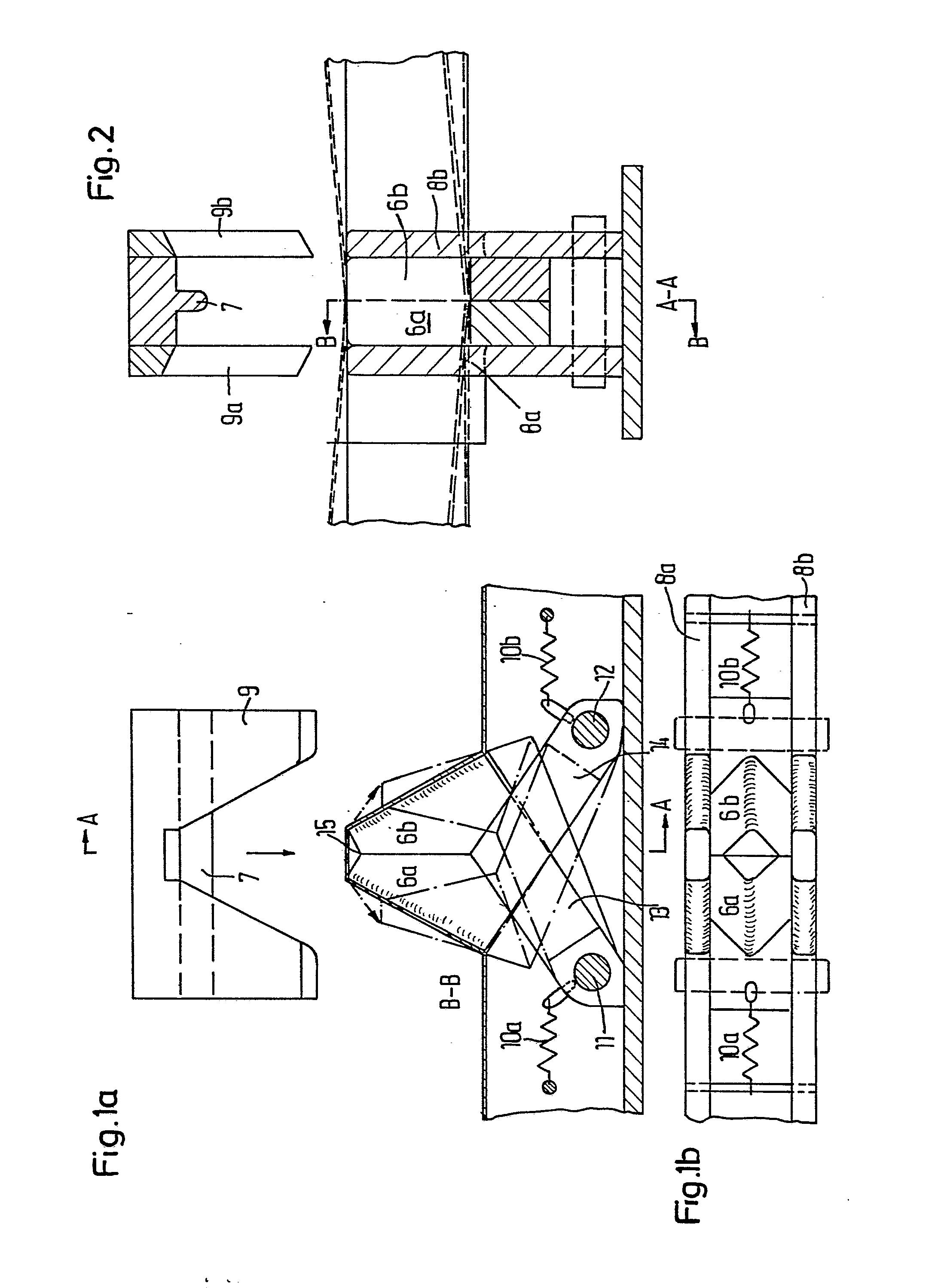 patent ep0049313a2 verfahren und vorrichtung zum biegen von gewellten oder profilierten. Black Bedroom Furniture Sets. Home Design Ideas