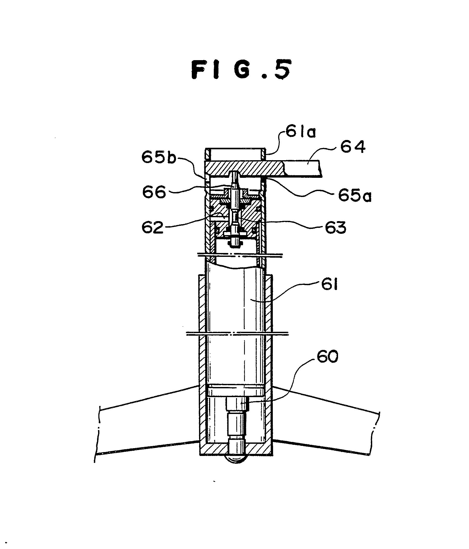 Patent ep0050465b1 mecanisme de reglage de la hauteur d for Hauteur d une chaise